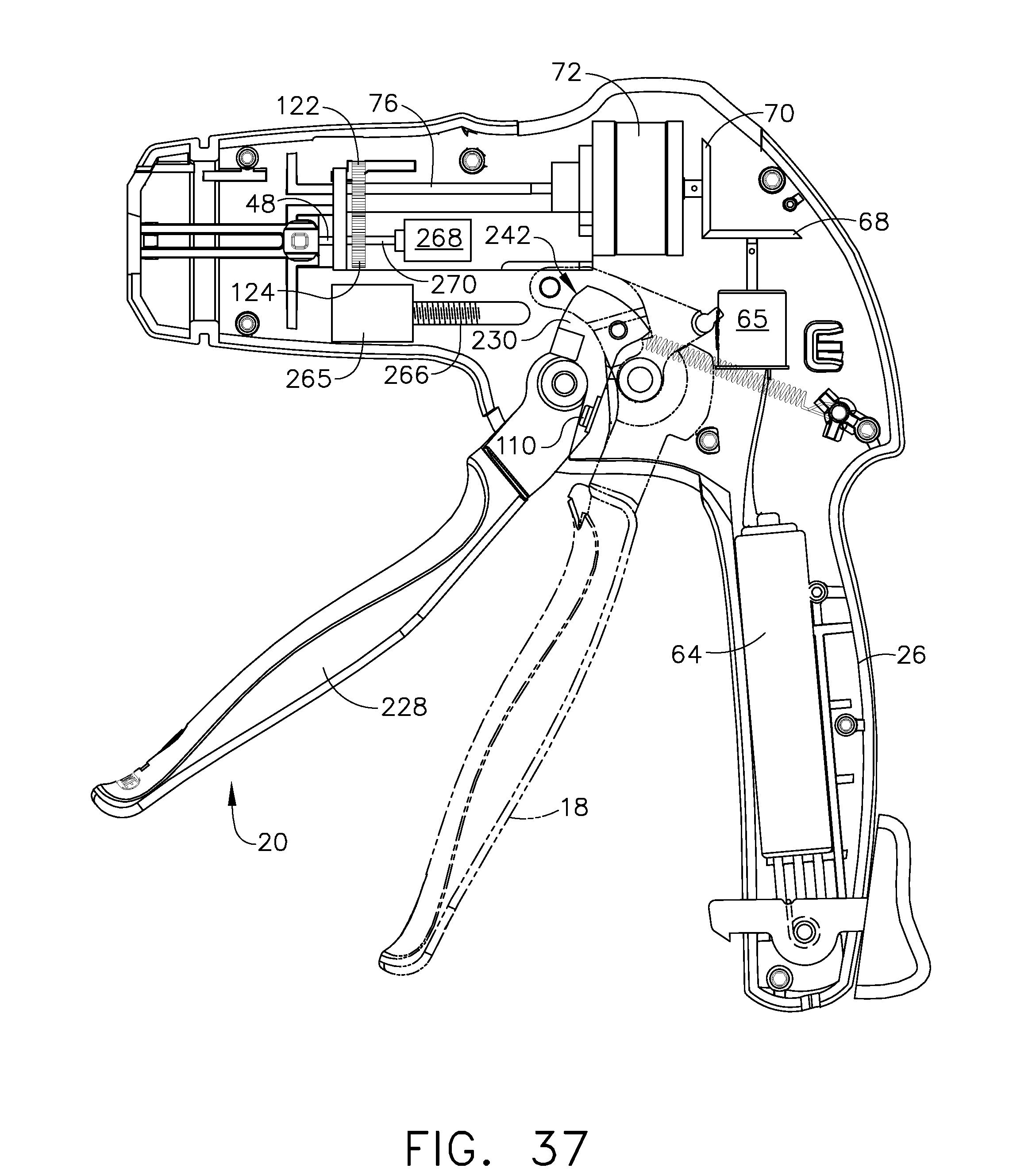 us8292155b2 motor driven surgical cutting and fastening instrument Dual Battery Switch Wiring Diagram us8292155b2 motor driven surgical cutting and fastening instrument with tactile position feedback patents