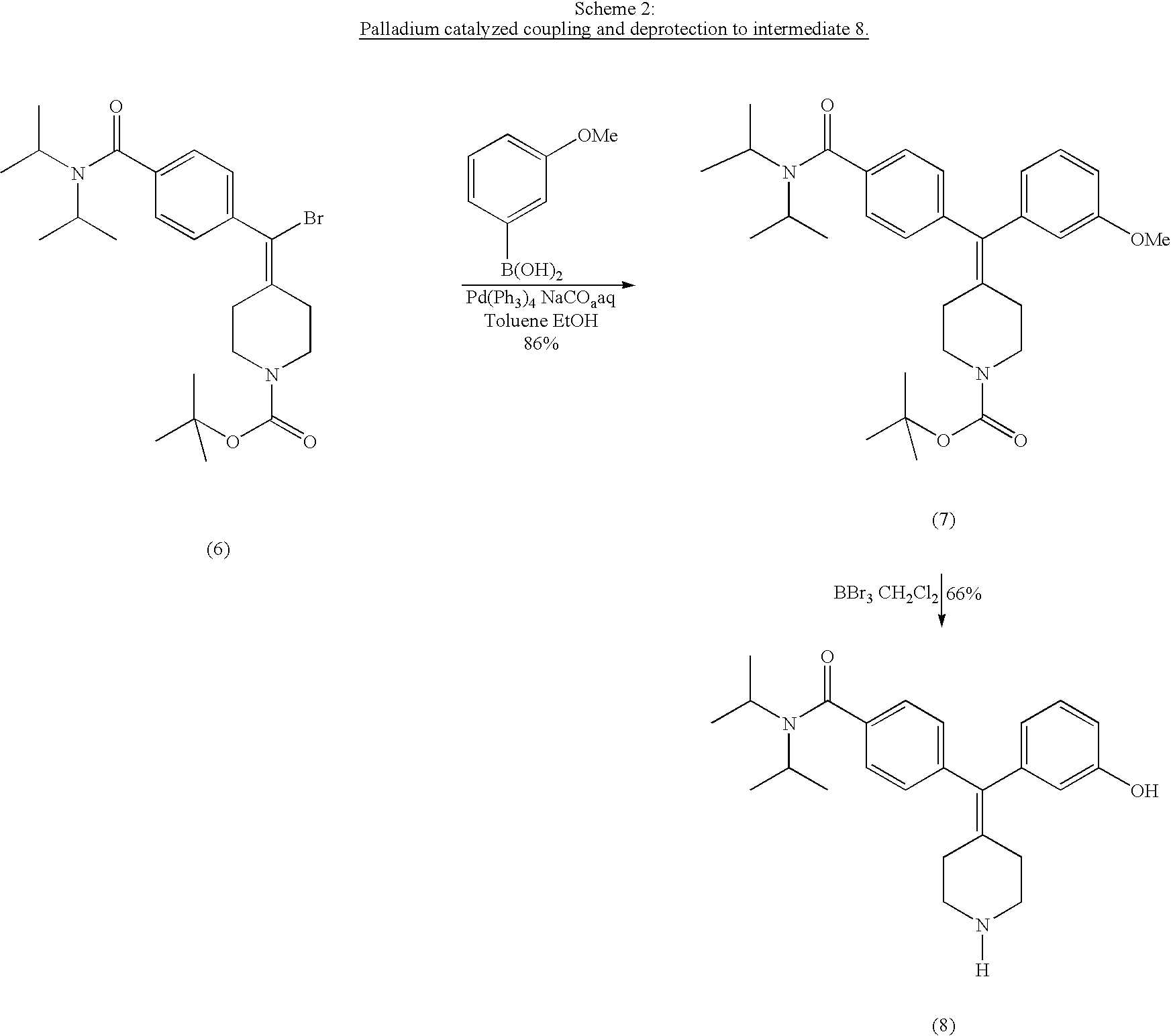 Us20040138259a1 4 Phenyl Piperdin 4 Ylidene Methyl