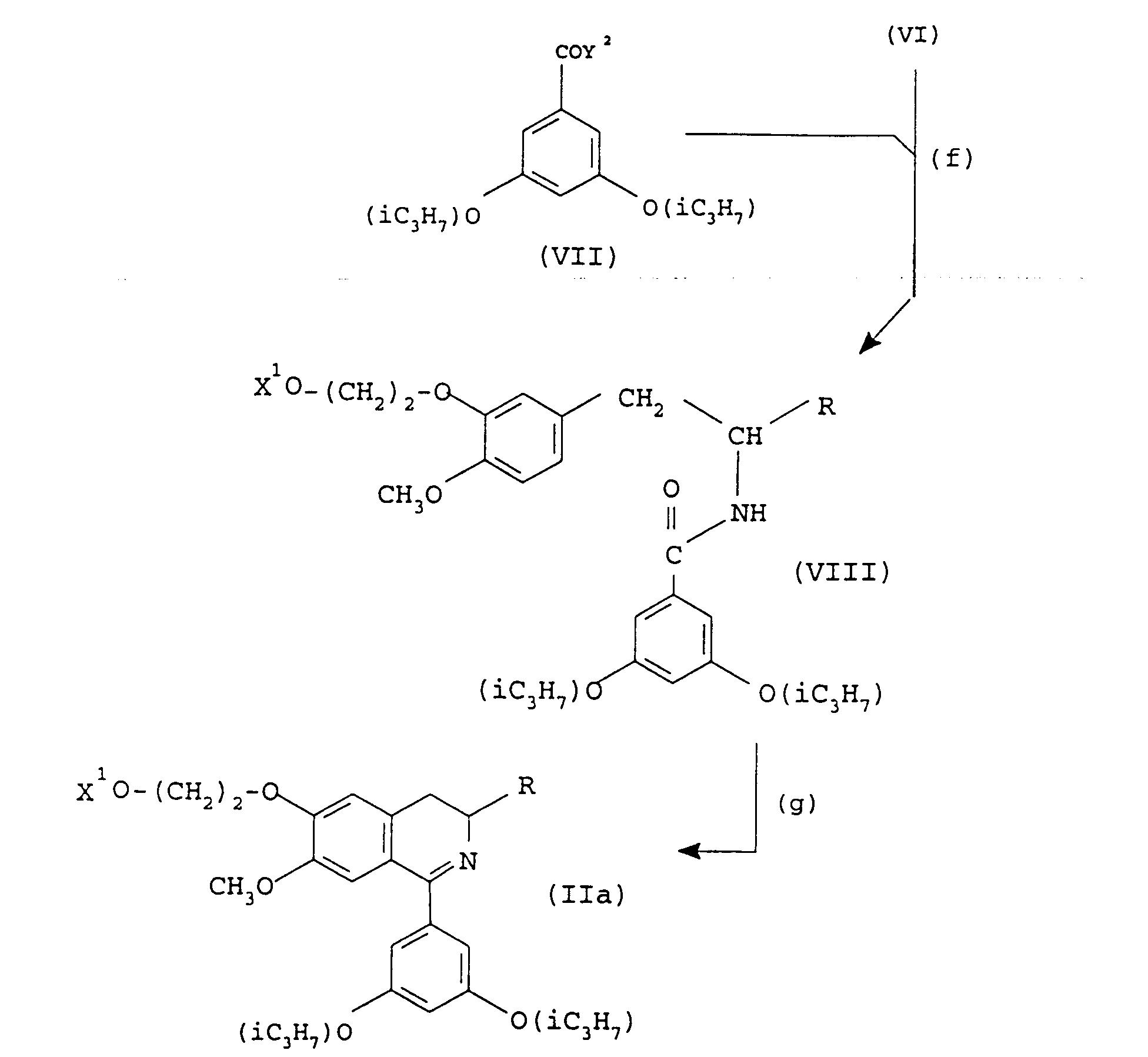 EP0664289A2 - Isoquinolines - Google Patents