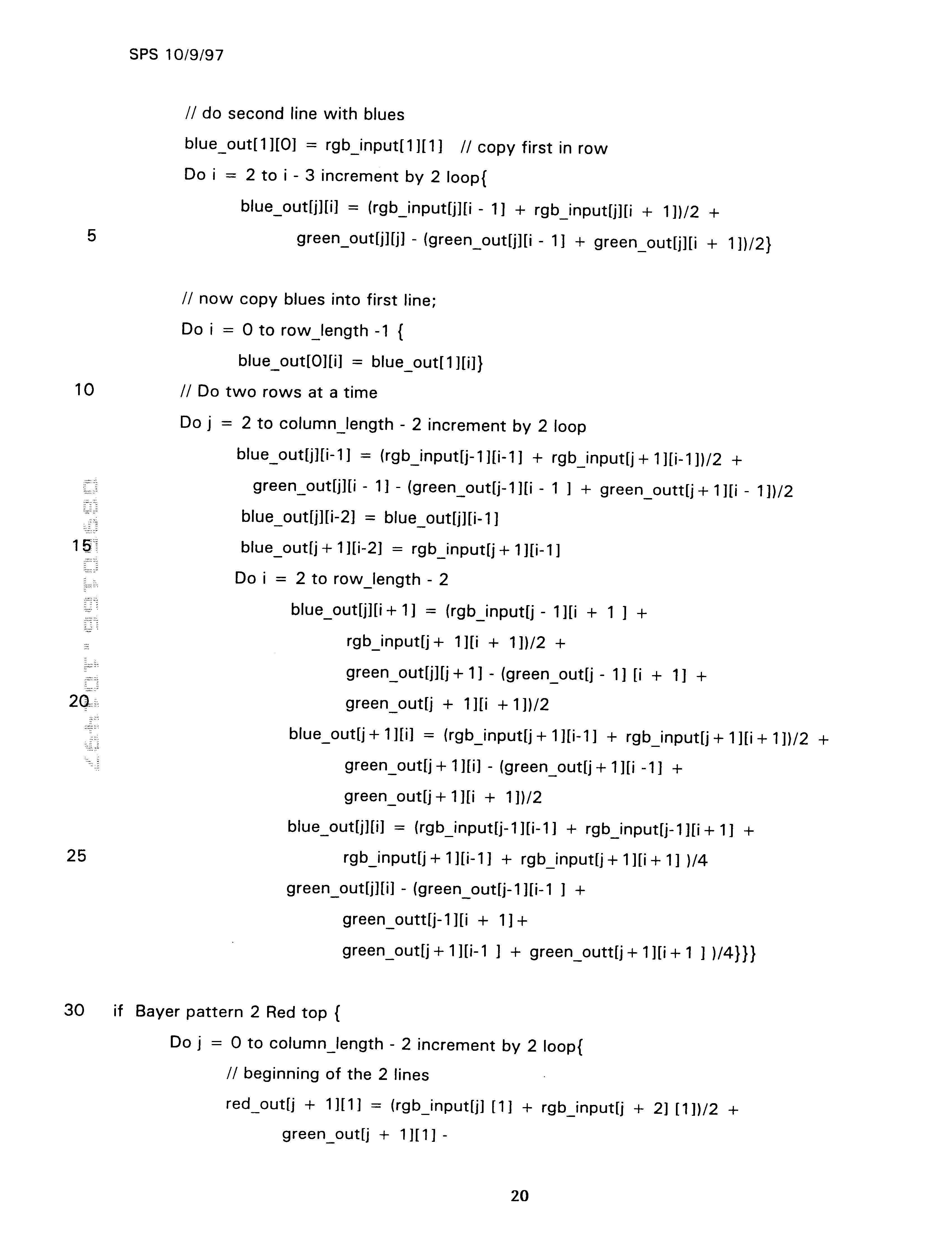 Figure US06181376-20010130-P00009