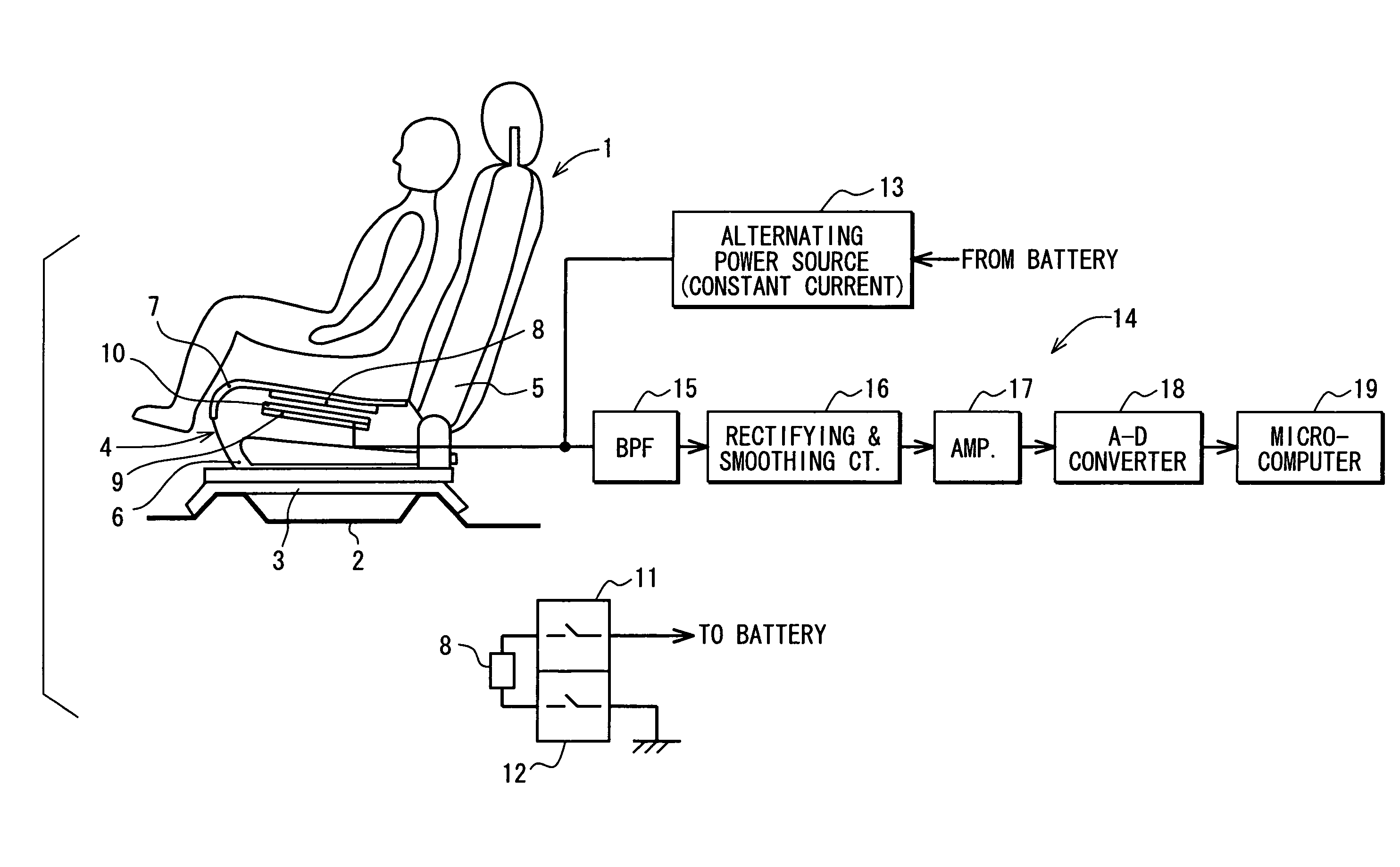 Mazda Occupancy Sensor Schematics Circuit And Wiring Diagram