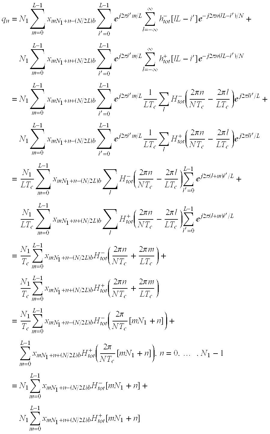 Figure US06442195-20020827-M00020