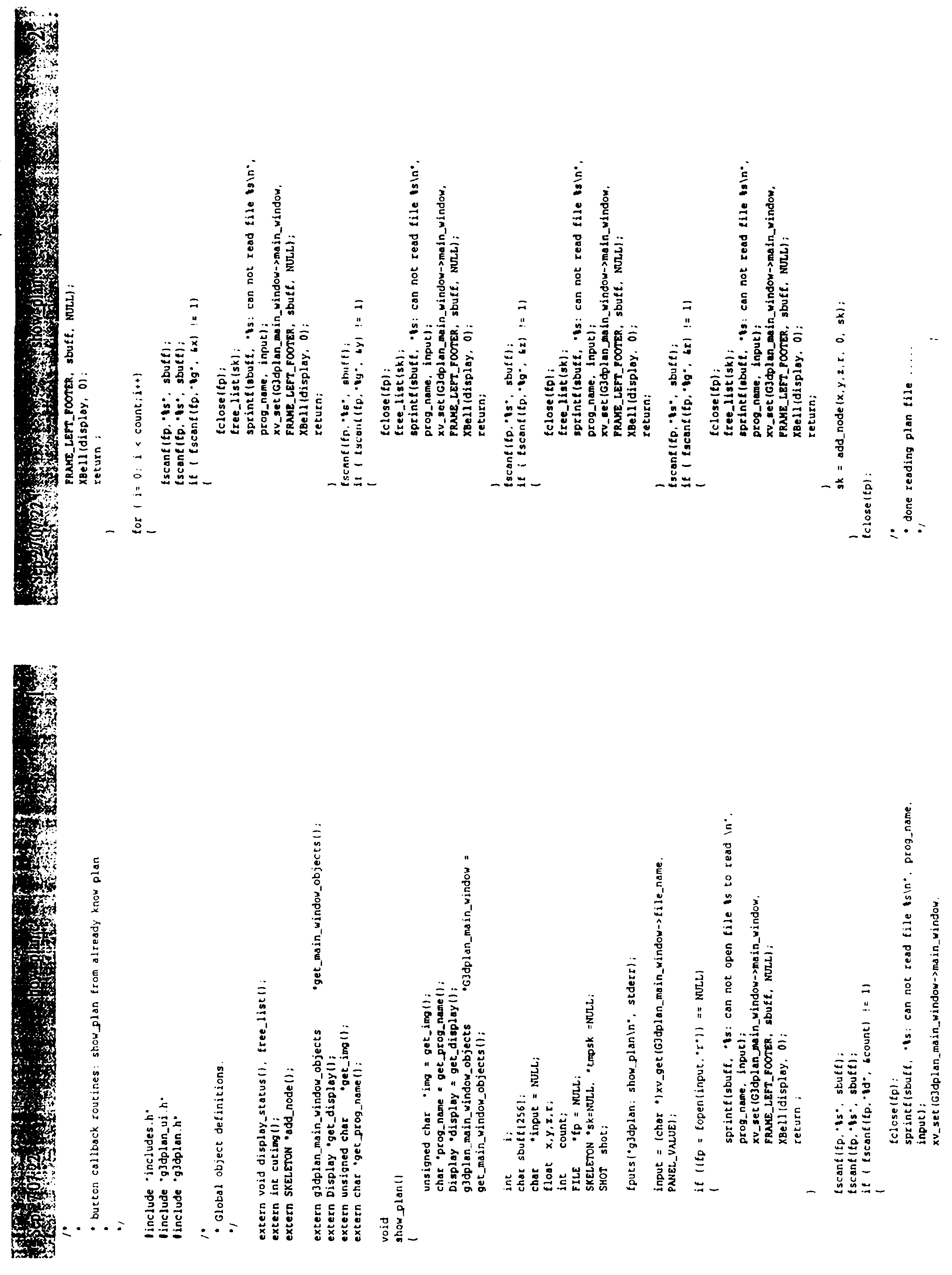 WO1997028845A1 - Radiotherapy treatment using medial access