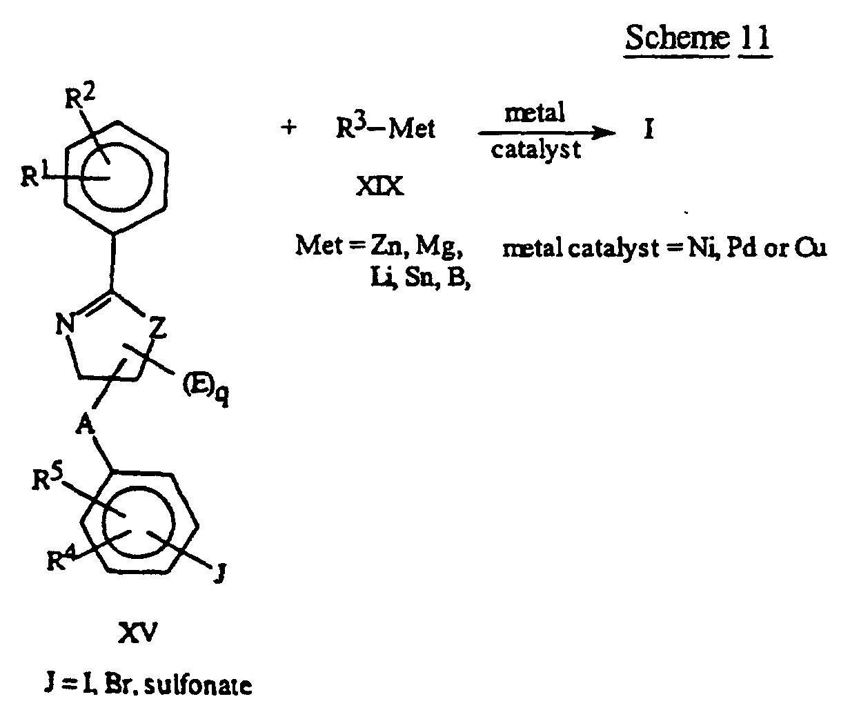 EP0712394B1 - Arthropodicidal oxazolines and thiazolines