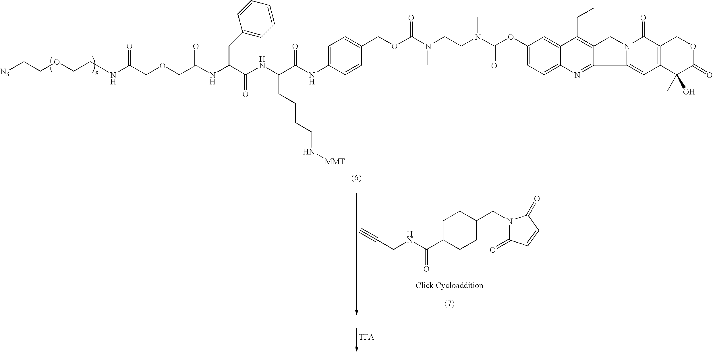 Us20100104589a1 Immunoconjugates With An Intracellularly Cleavable Figure 4 Hamuro Envelope Detector Circuit Schematic Diagram 20100429 C00017