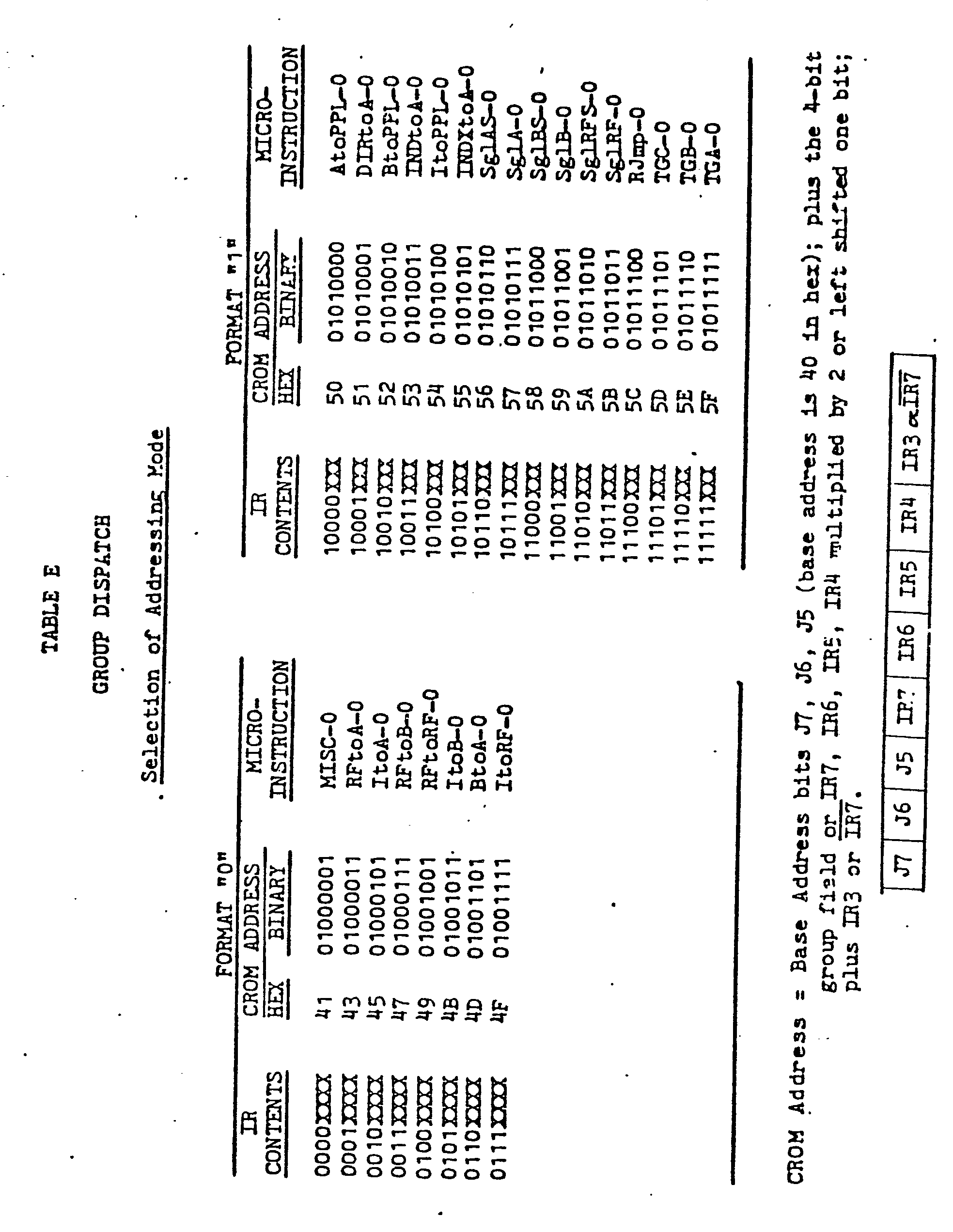 ep0063458a2 - microcomputer system
