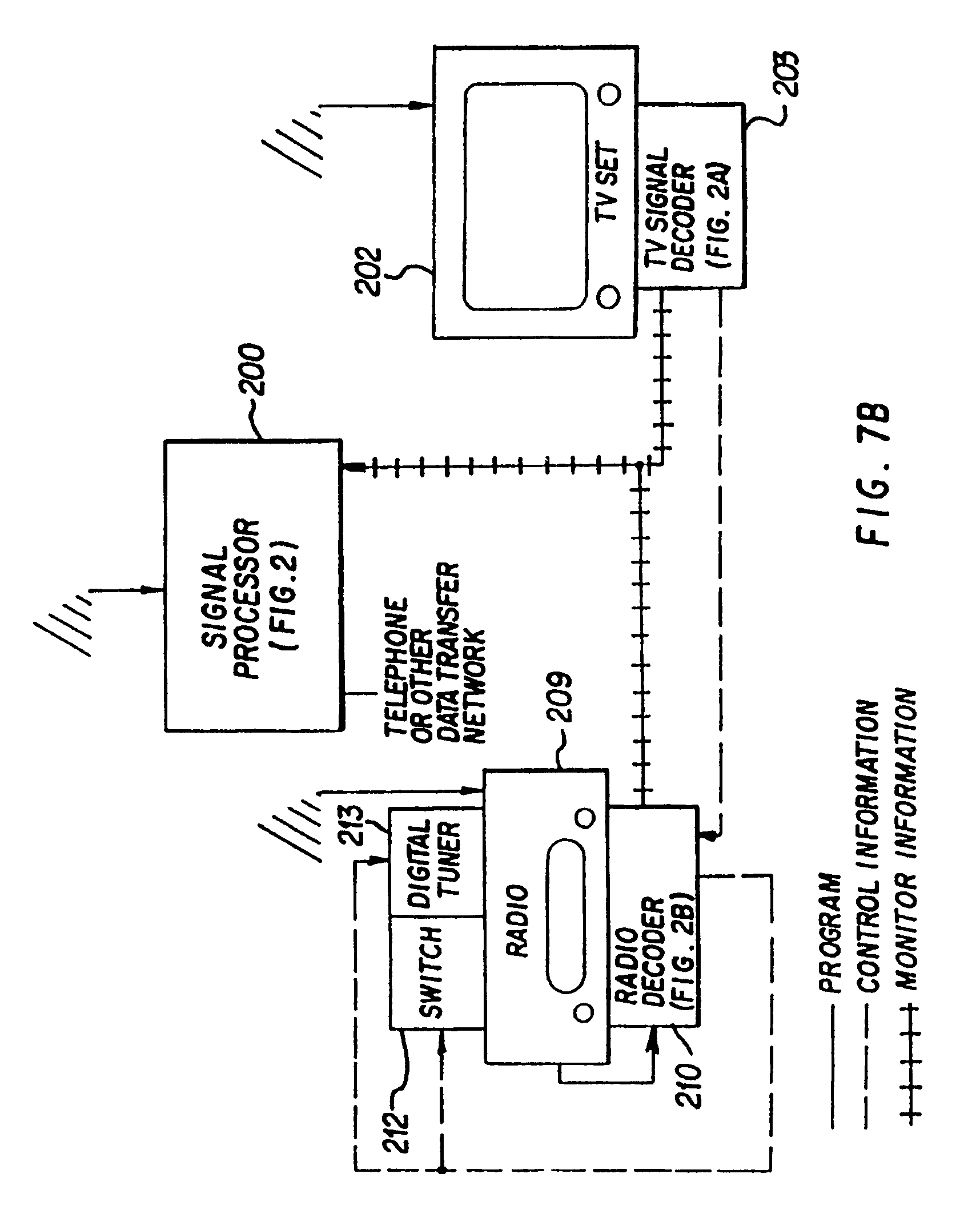 Us7992169b1 Signal Processing Apparatus And Methods Google Patents Lm 567 Ic Touch Tone Decoder