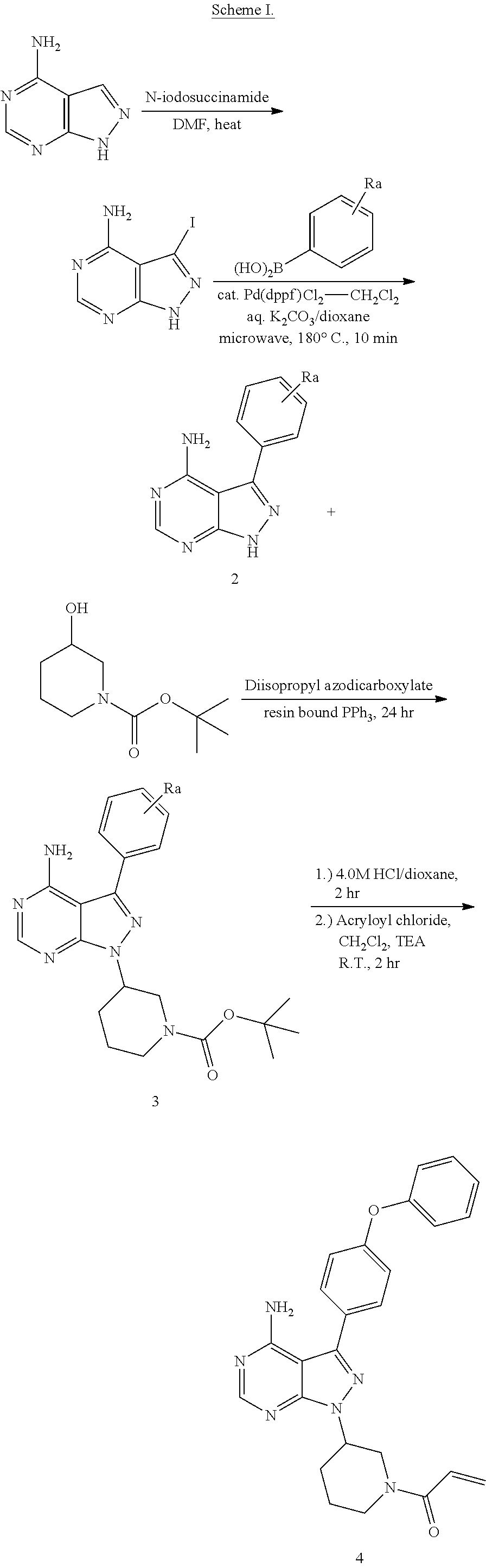US9133198B2 - Inhibitors of bruton'S tyrosine kinase