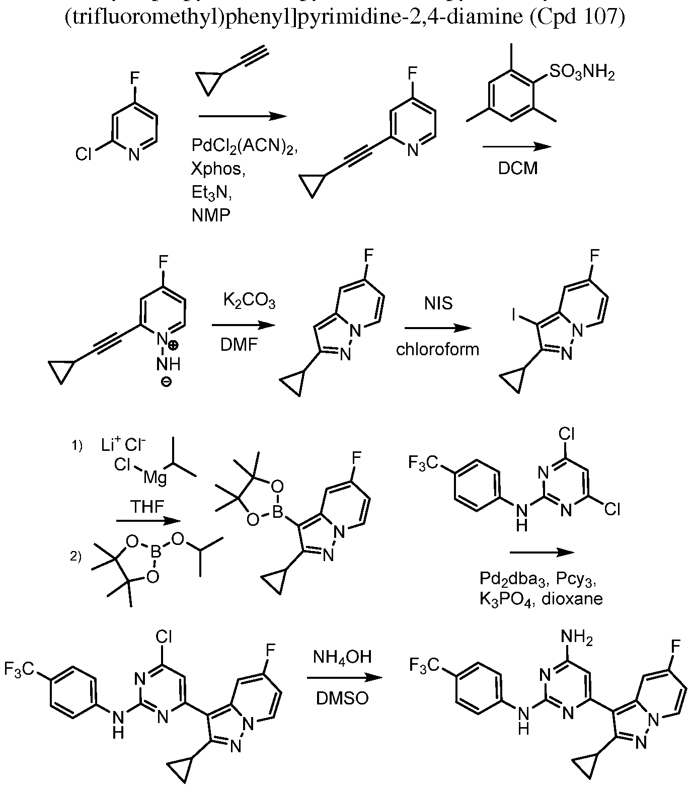 WO2015030847A1 - Substituted pyrimidine bmi-1 inhibitors