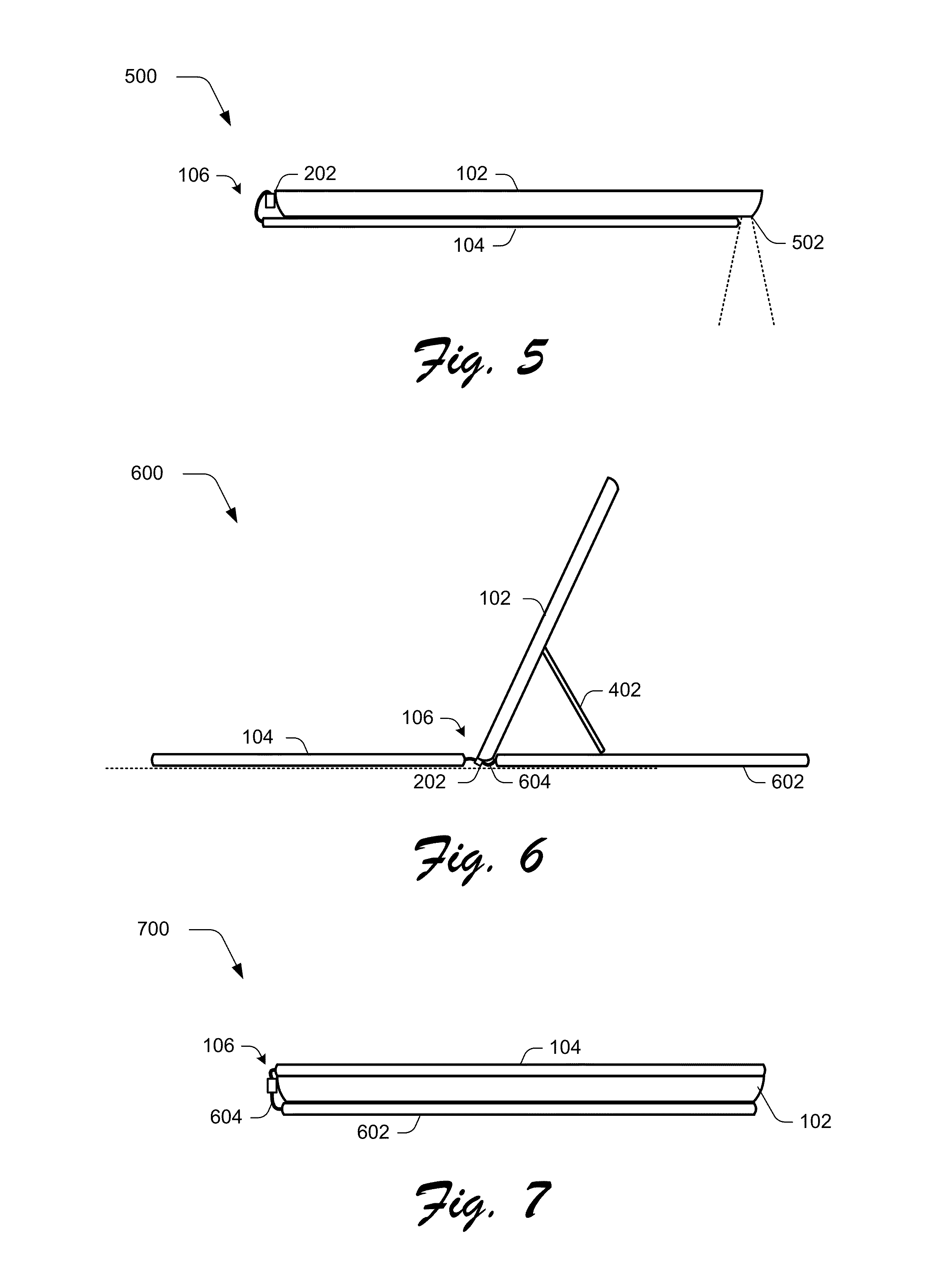 US9134808B2 - Device kickstand - Google Patents