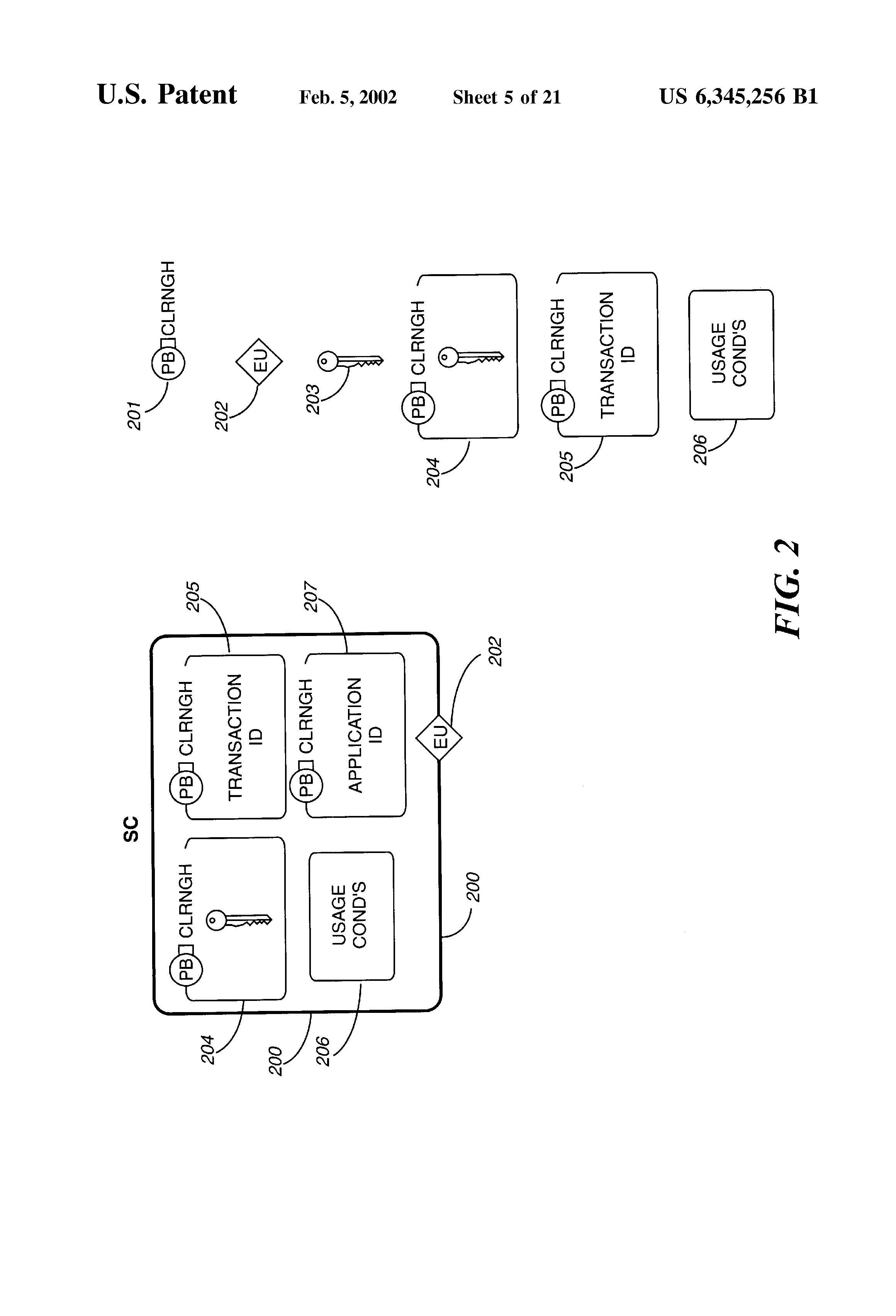 US6345256B1 - Automated method and apparatus to package