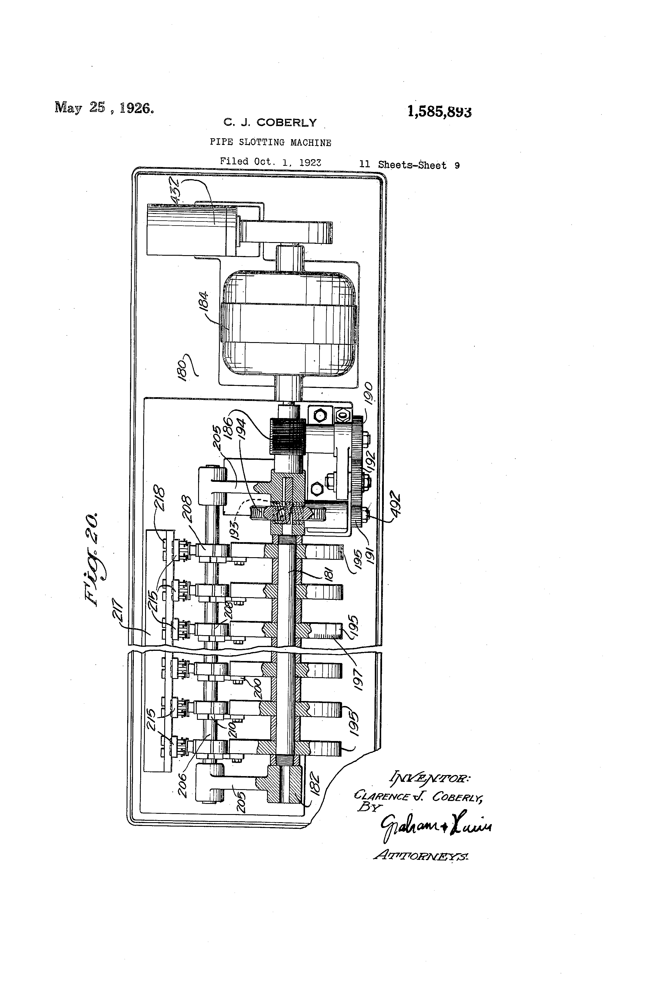 Mins Generator Wiring Diagram Library 6v Patent Drawing