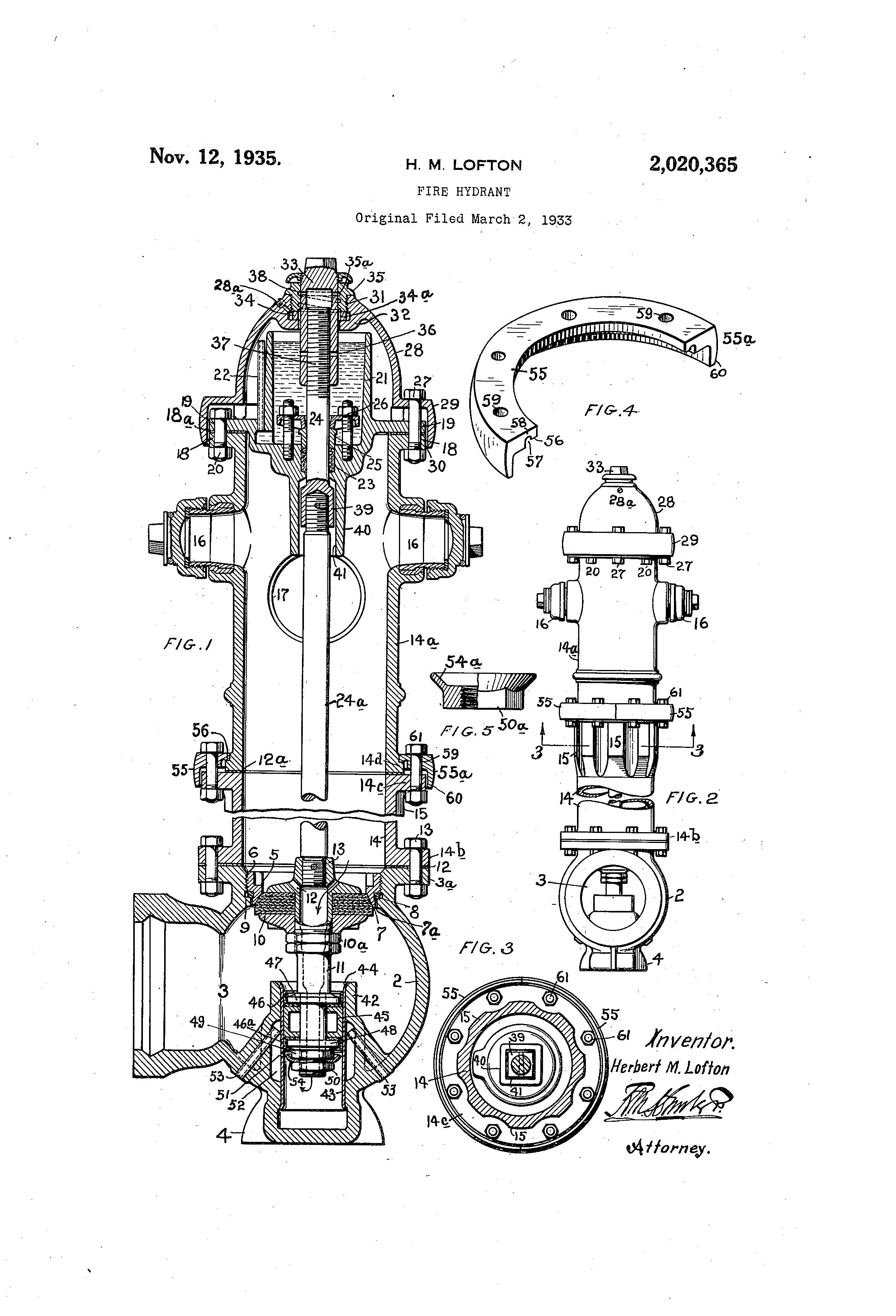 33 Fire Hydrant Parts Diagram