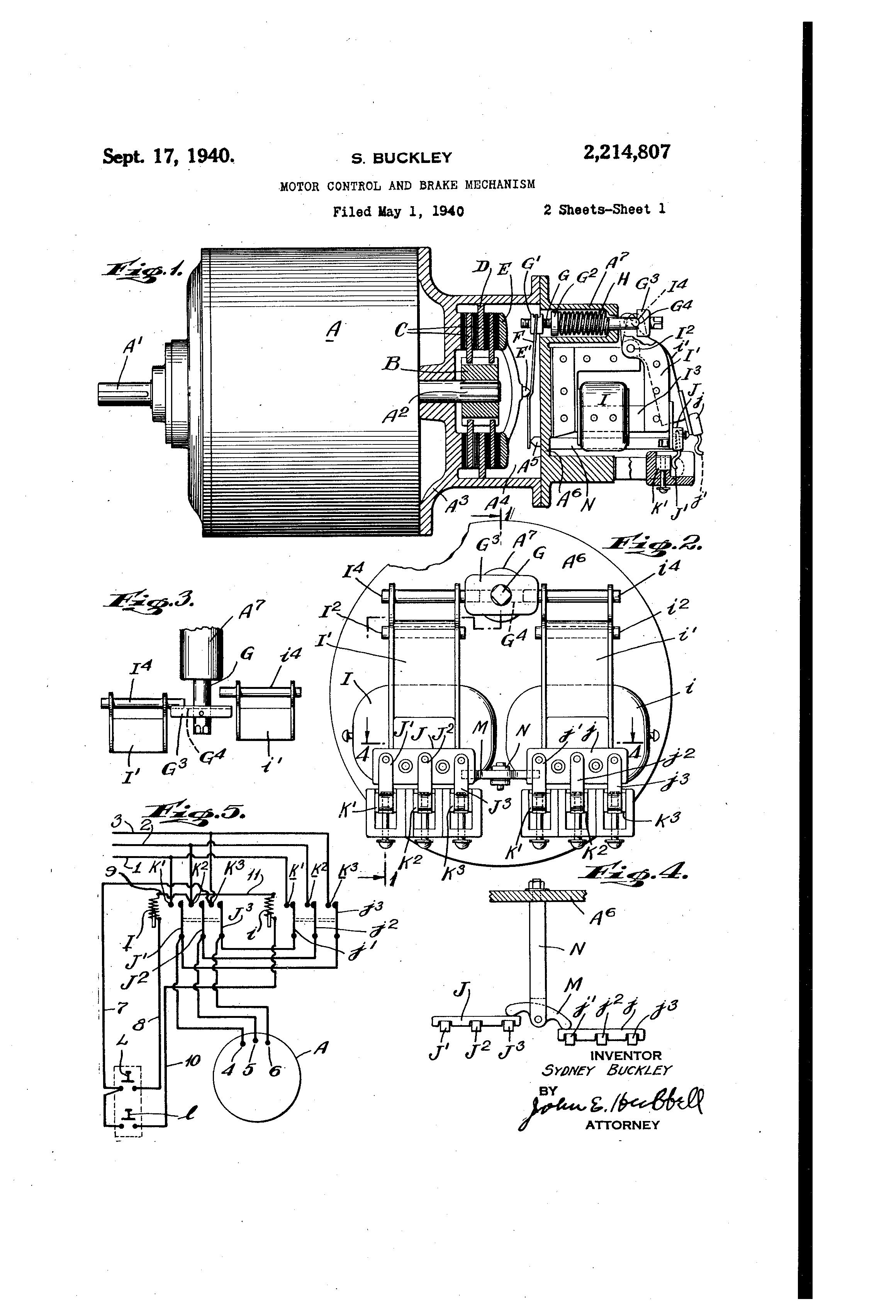 Patent Us2214807