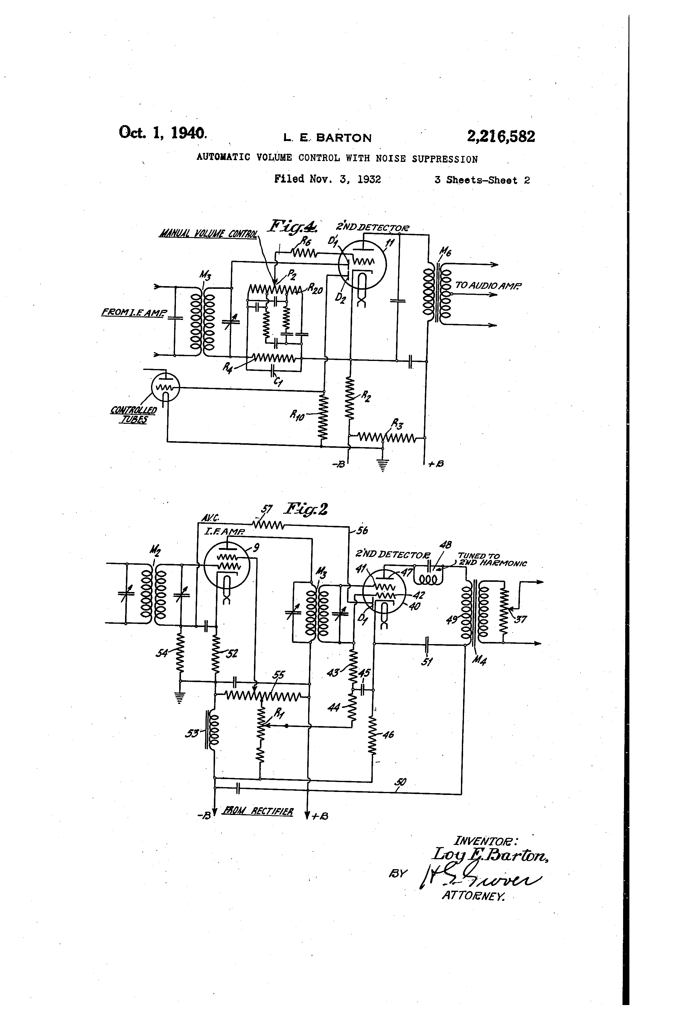 Noise Suppressor Circuit Diagram