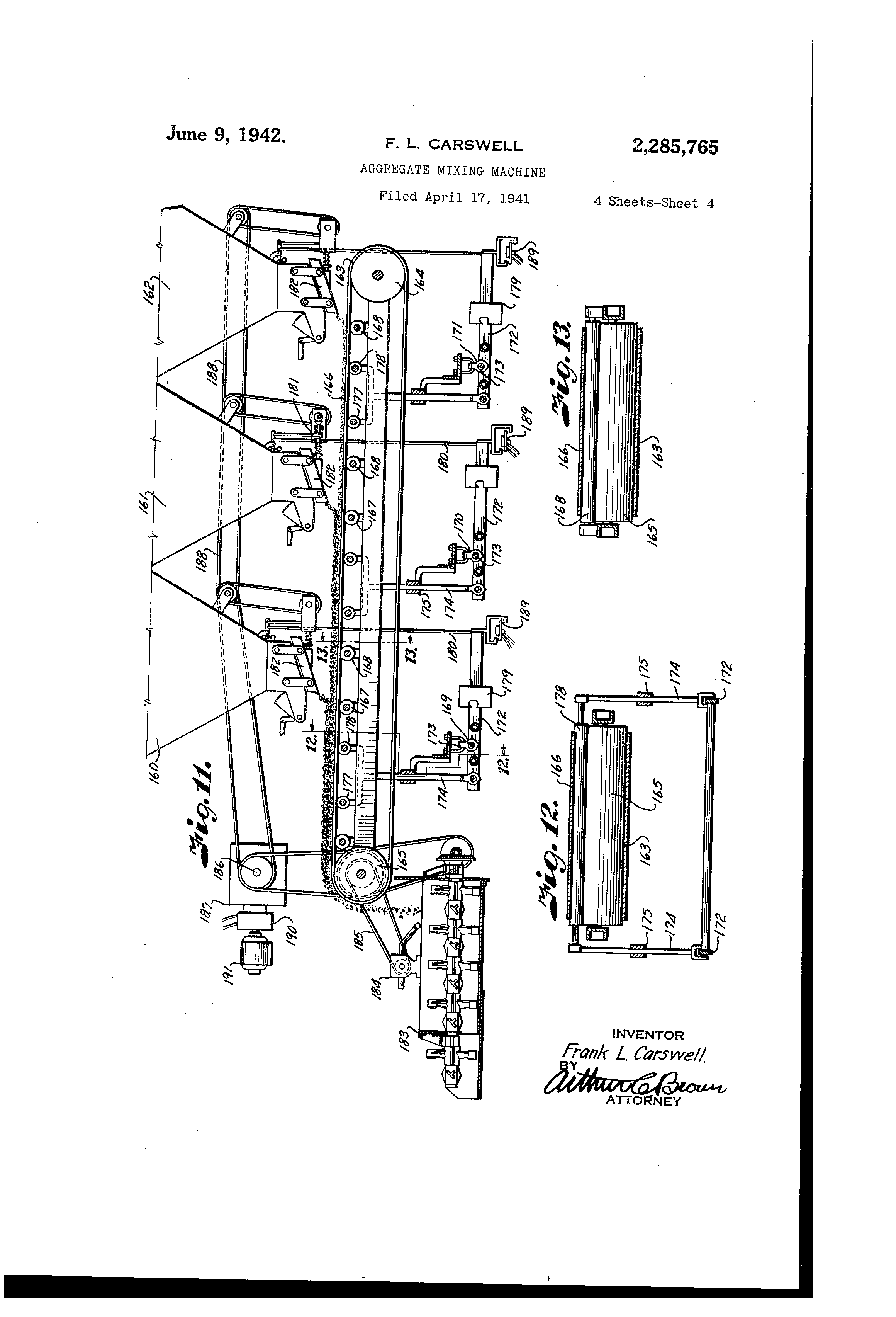 US2285765 3 patent us2285765 aggregate mixing machine google patents belle cement mixer switch wiring diagram at pacquiaovsvargaslive.co