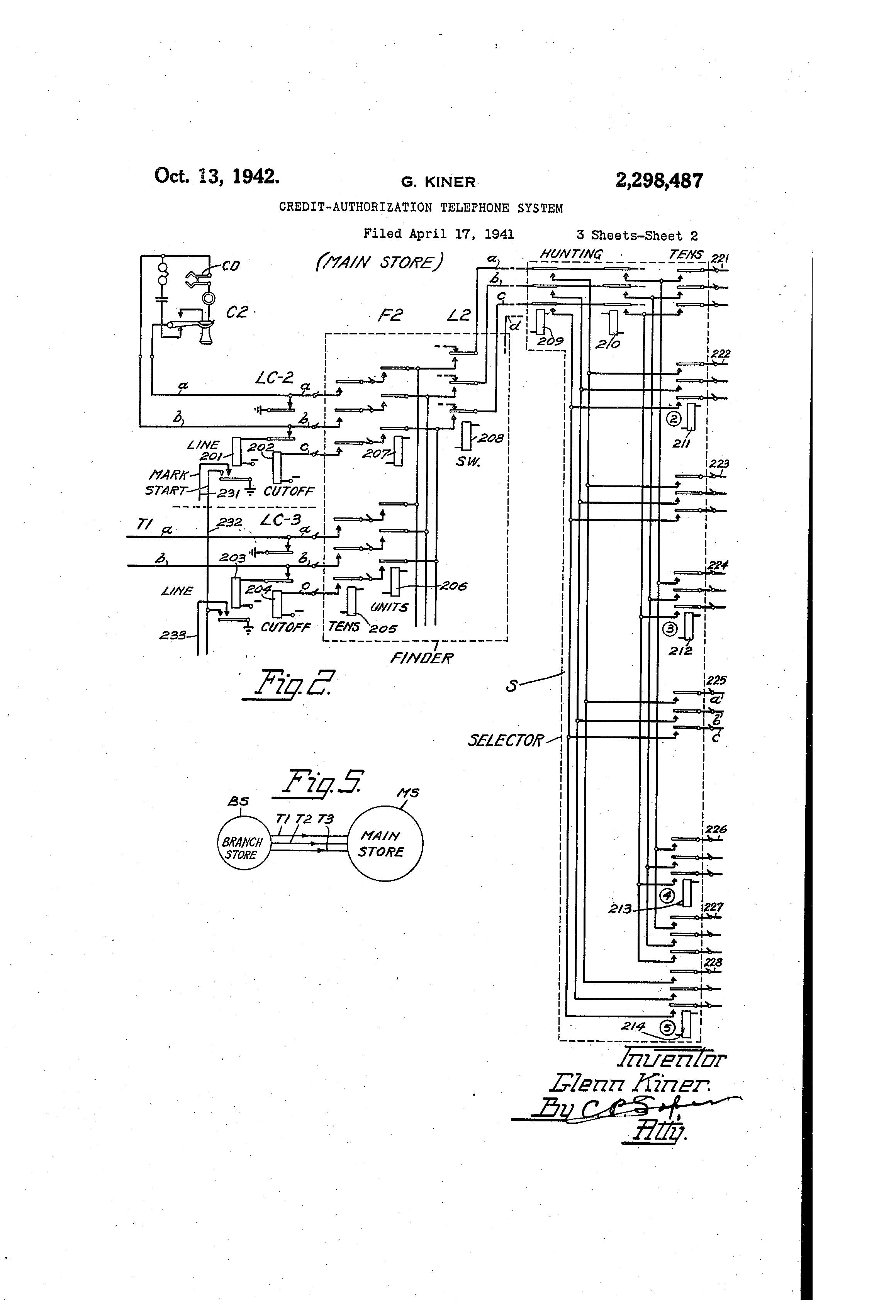 patent us2298487