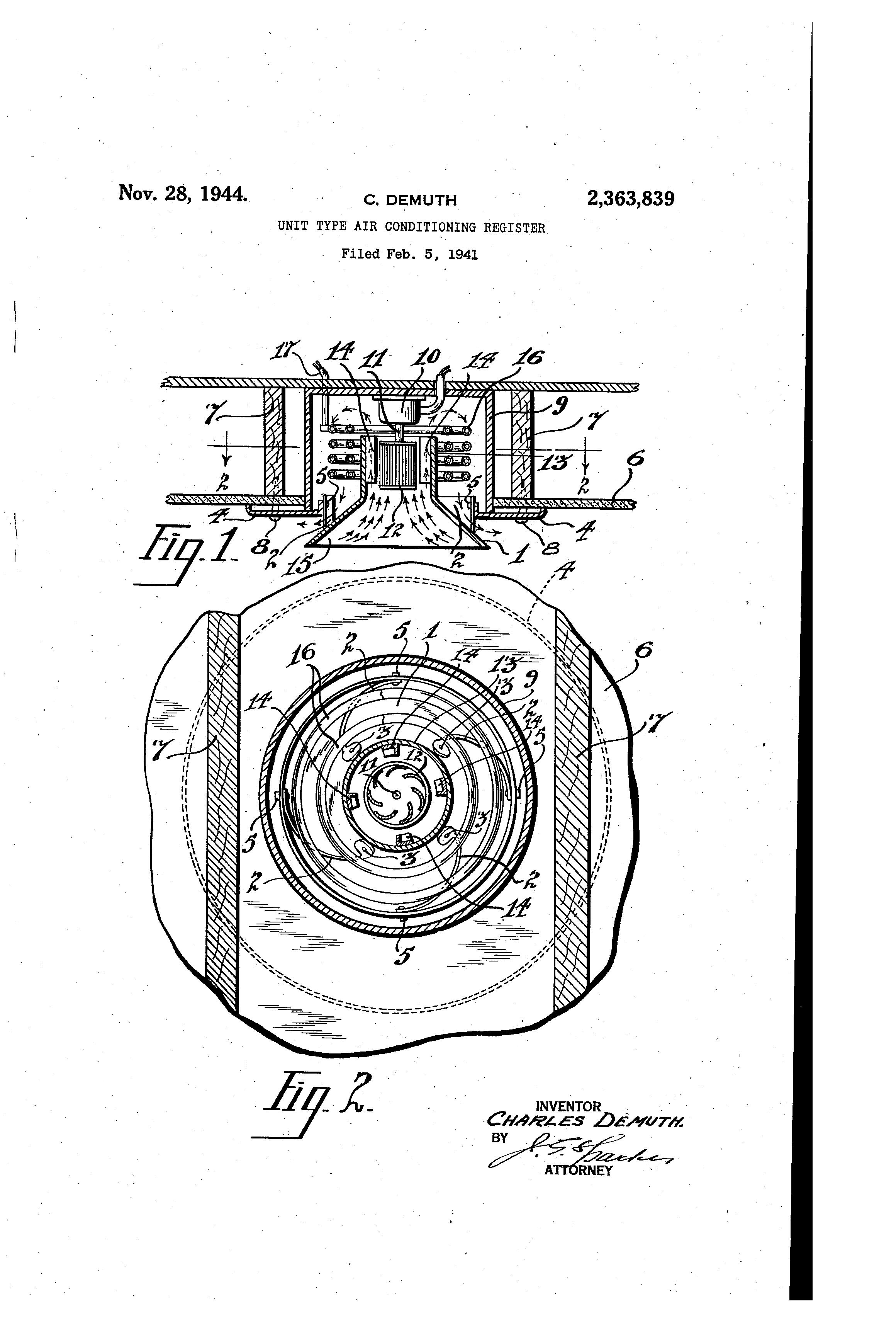 patent us2363839