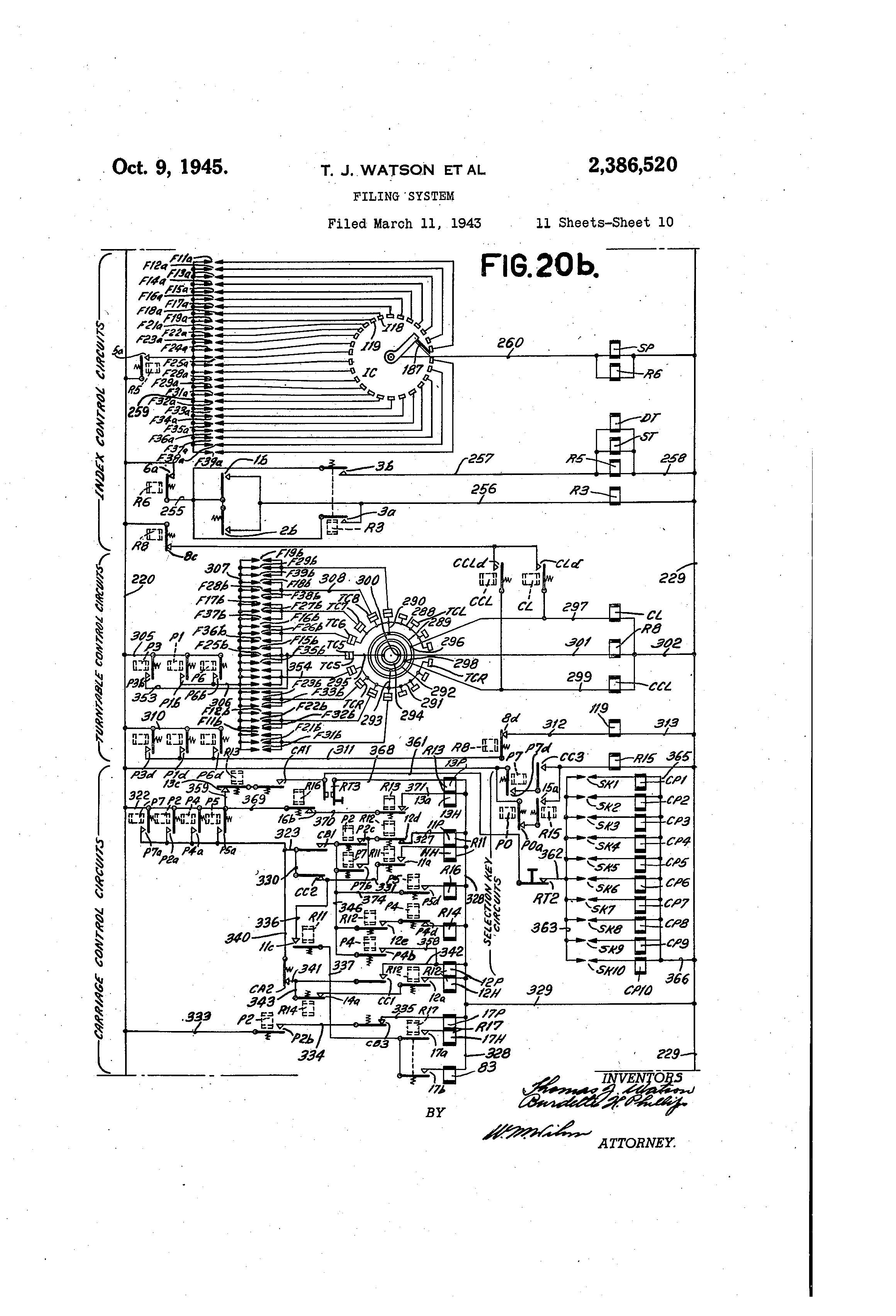 US2386520 9 patent us2386520 filing system google patents 817 e2 wiring diagram at suagrazia.org
