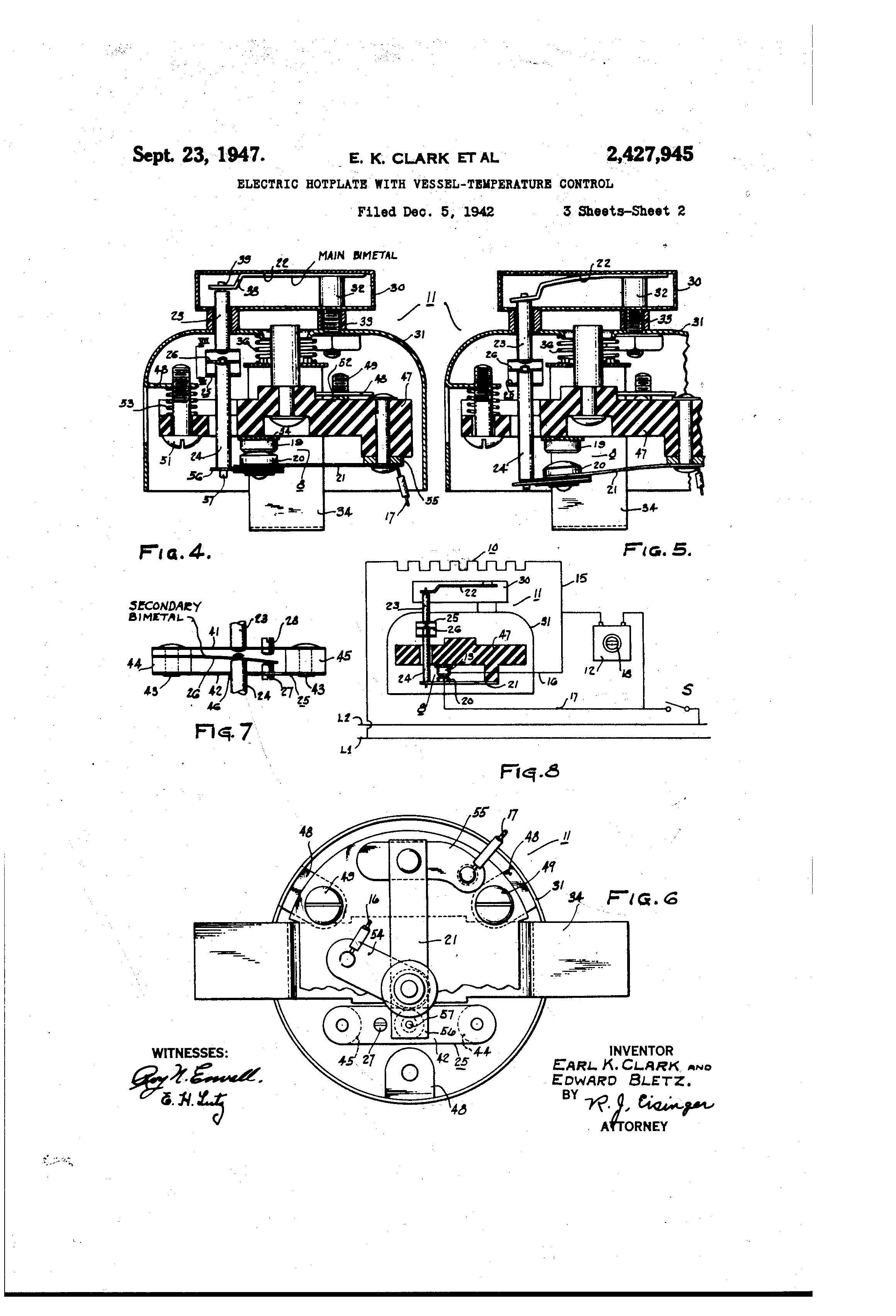 US2427945 1 wiring diagram hot plate computer wiring diagram \u2022 wiring diagrams electric hot plate wiring diagram at alyssarenee.co