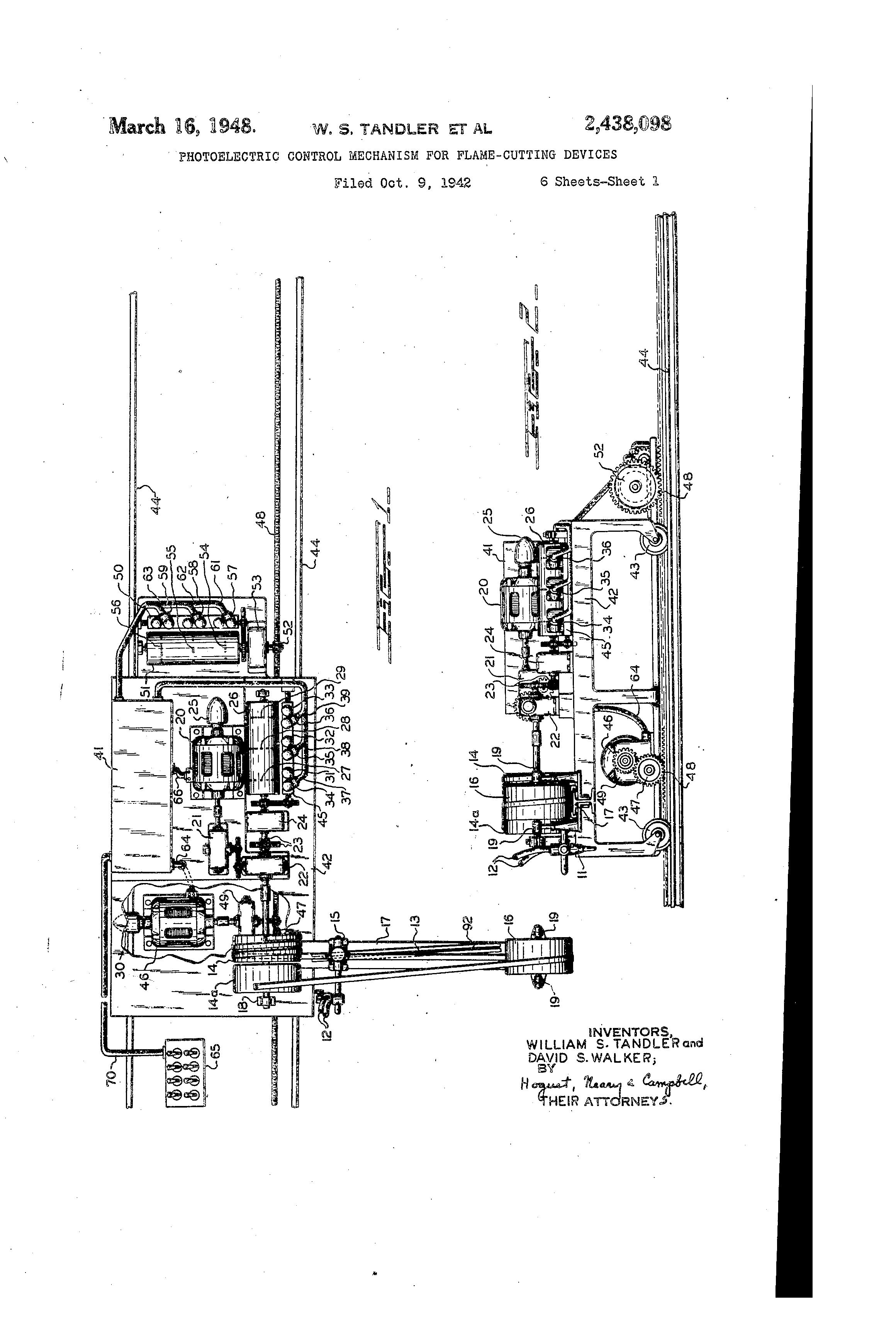 patent us2438098