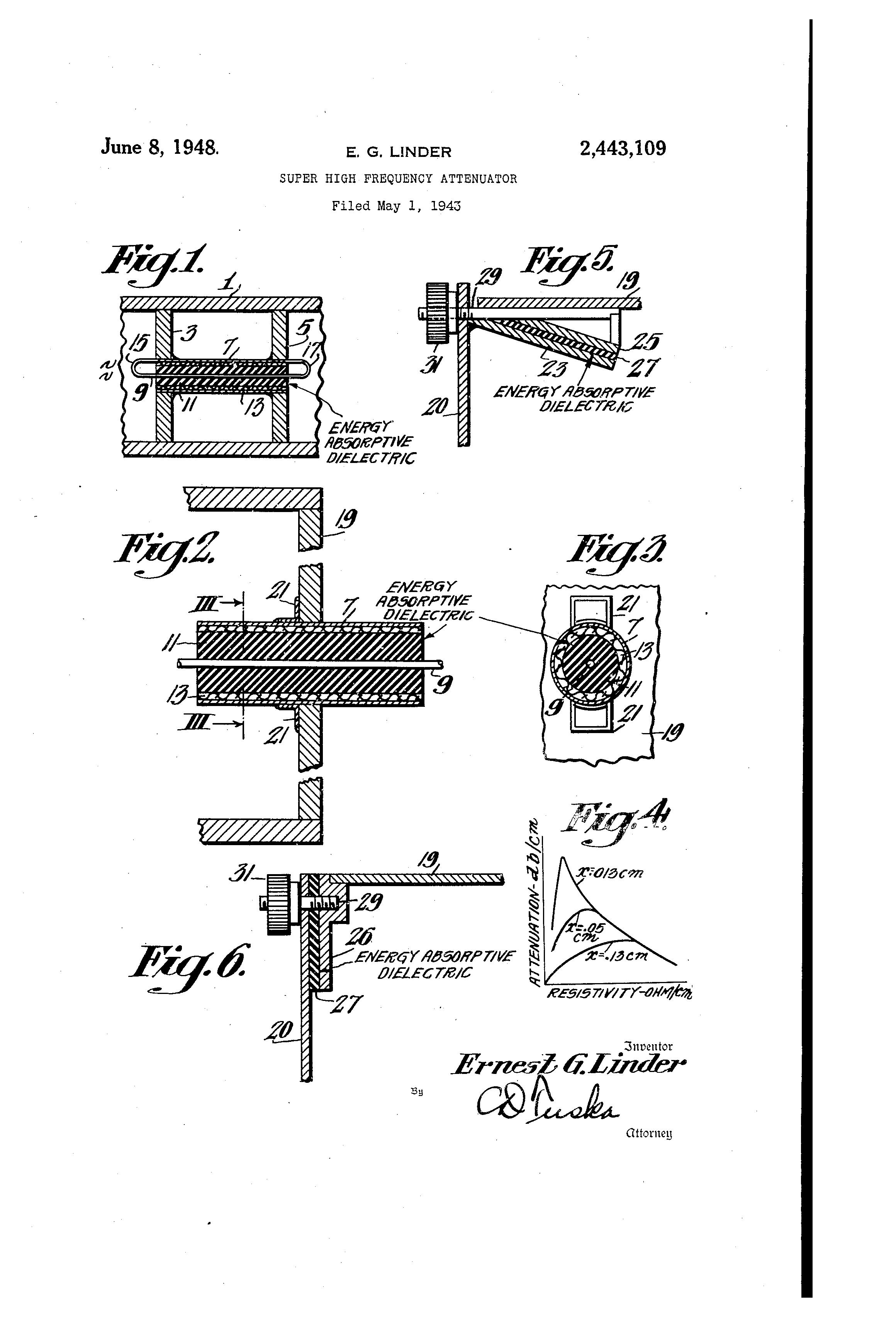 patent us2443109