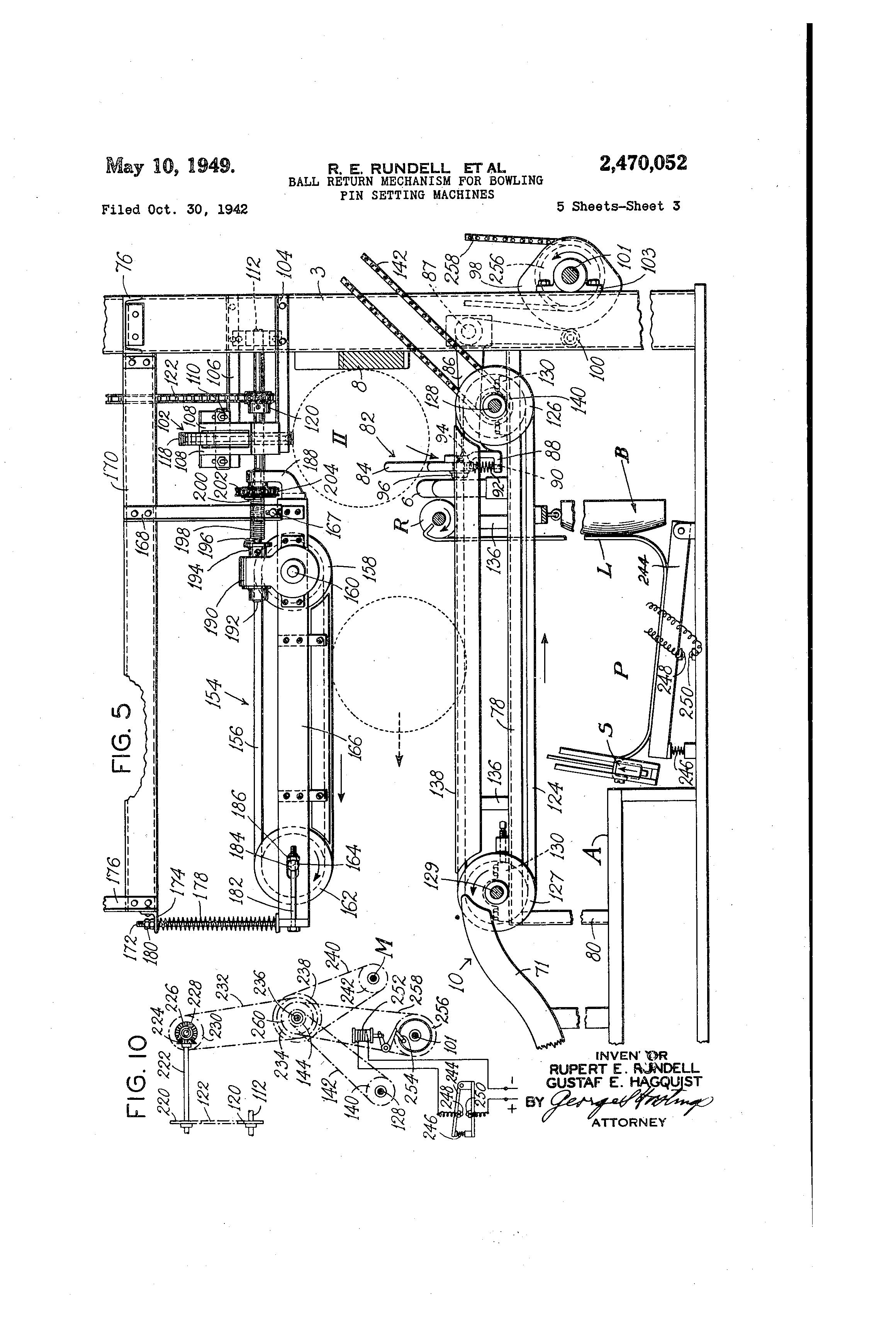 patent us2470052