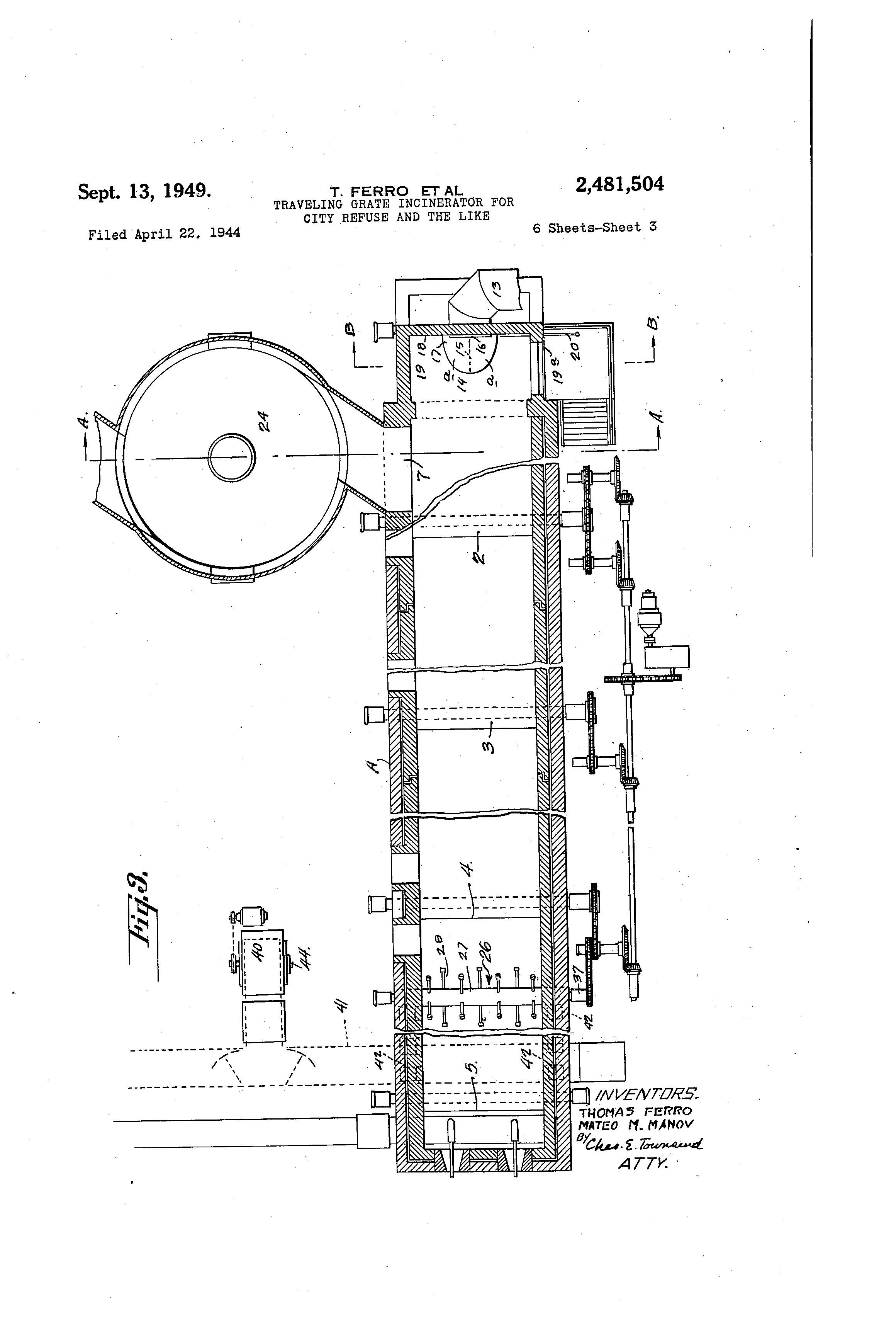 Home Incinerator Design Diagram How Winch Solenoid Wiring Diagram