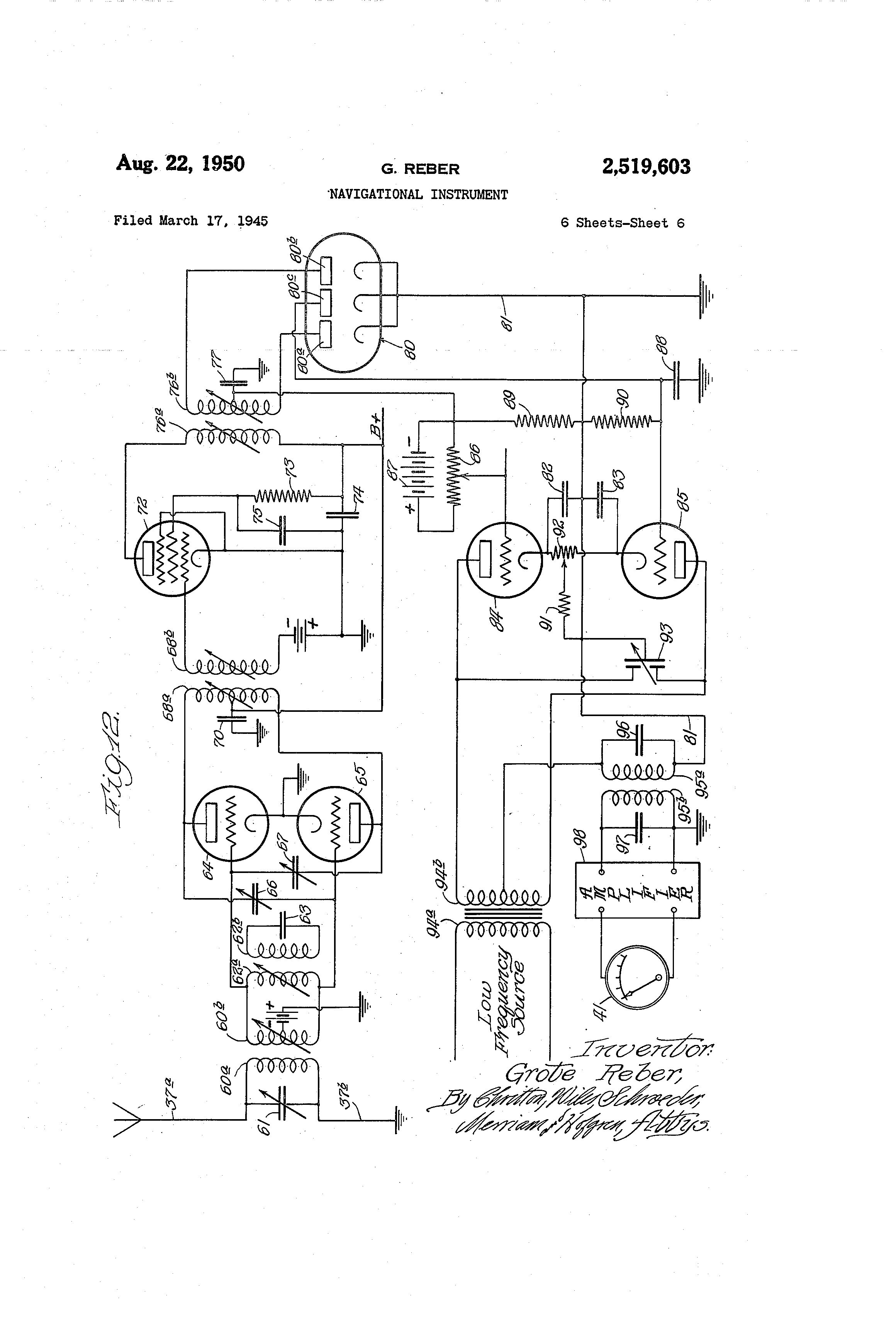 US2519603 5 simplicity wiring diagram efcaviation com simplicity broadmoor wiring diagram at mifinder.co