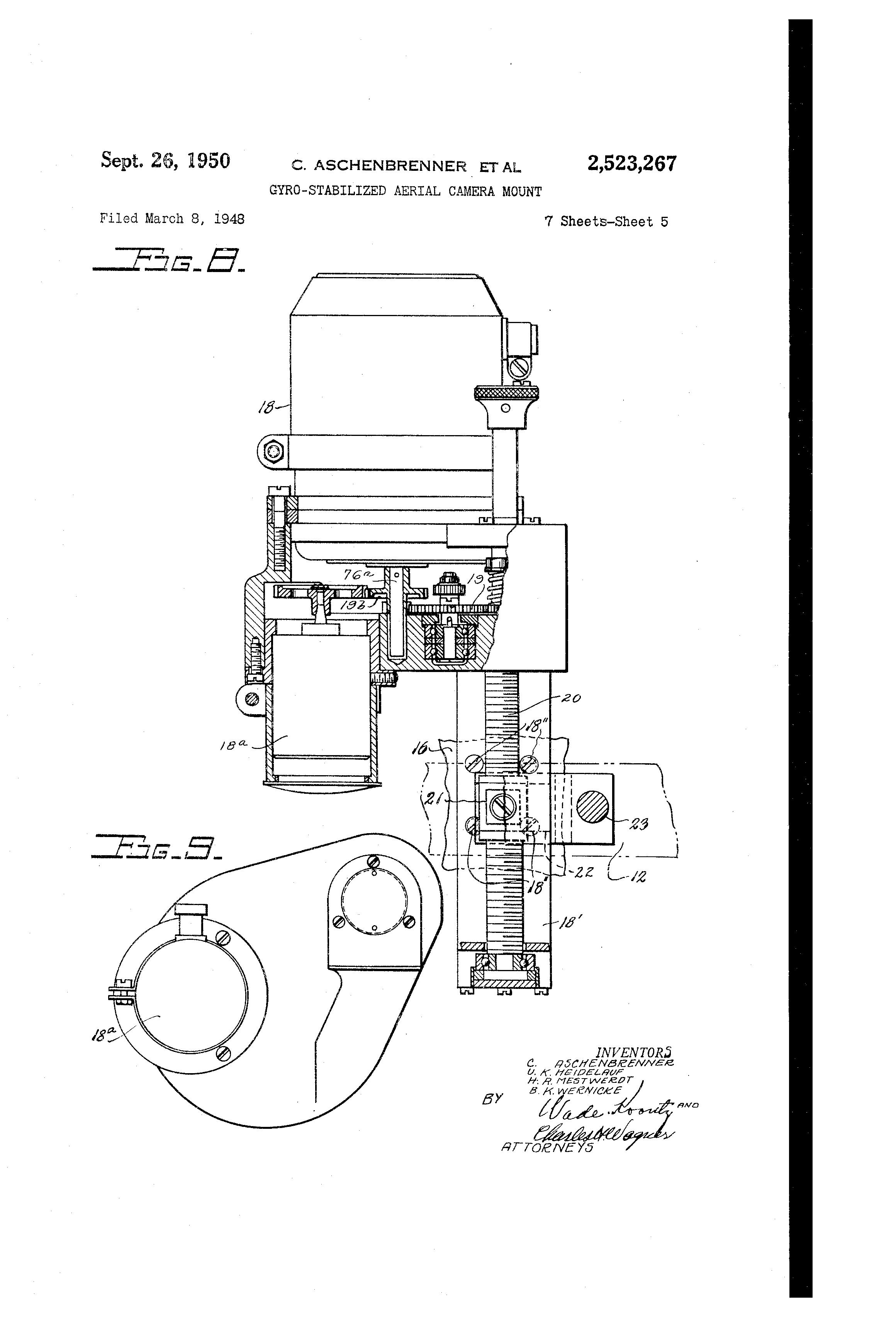 patent us2523267