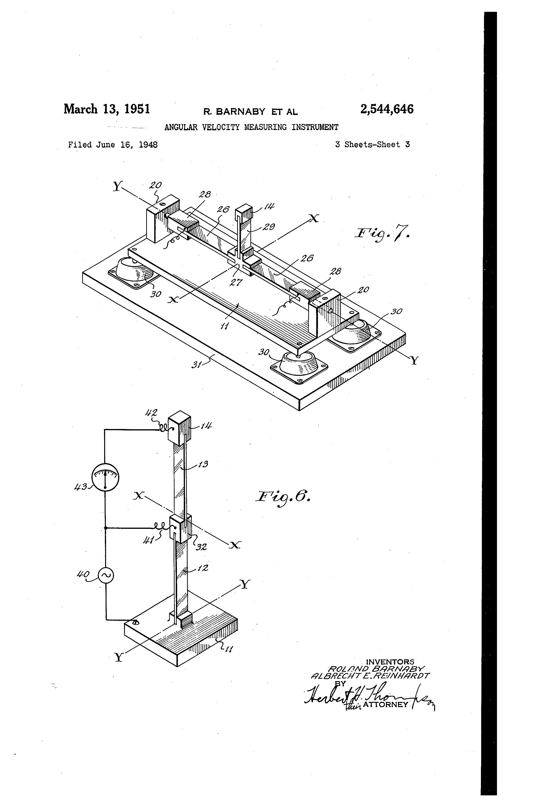 patent us2544646