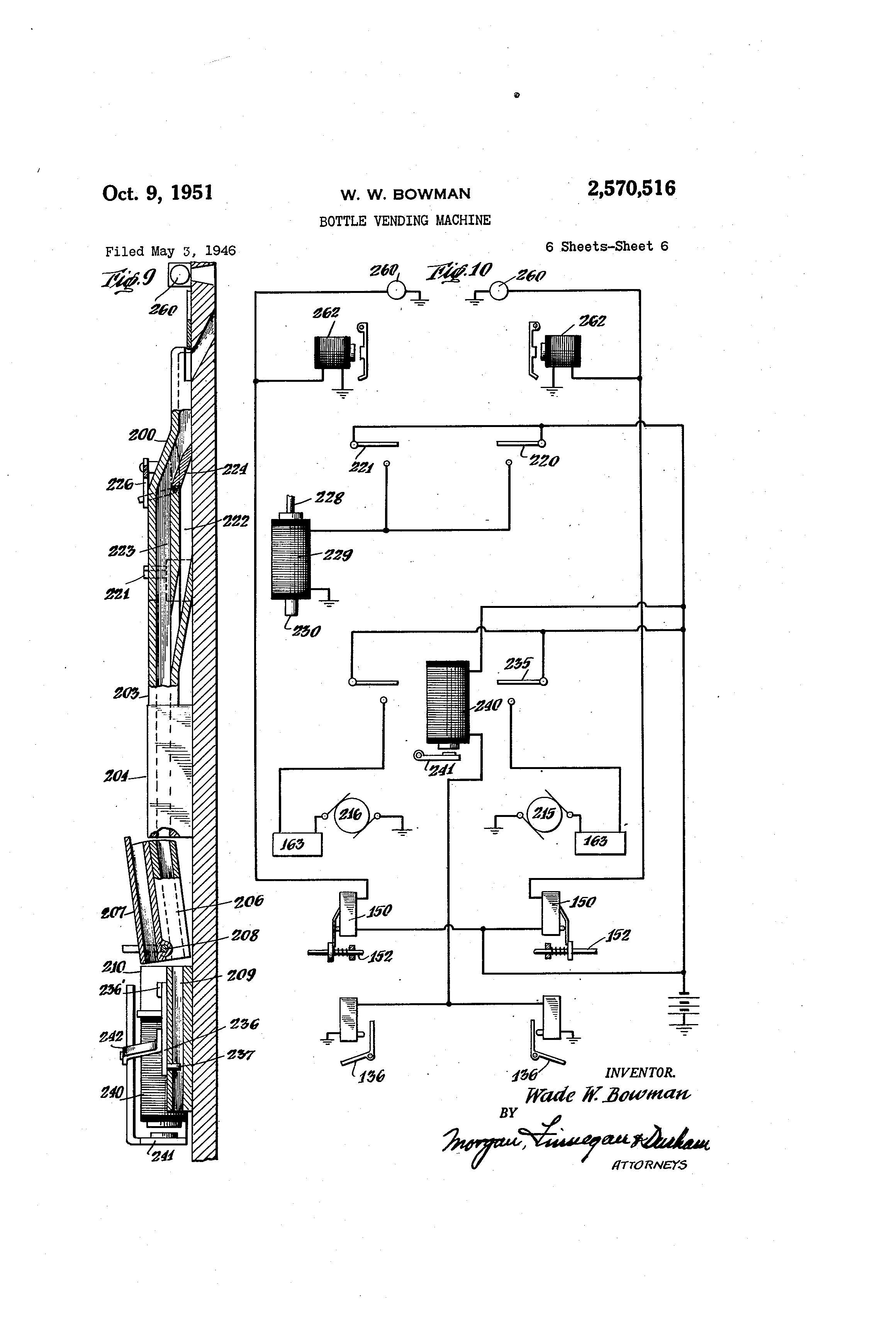 Pepsi Vending Machine Wiring Diagram 36 Wiring Diagram