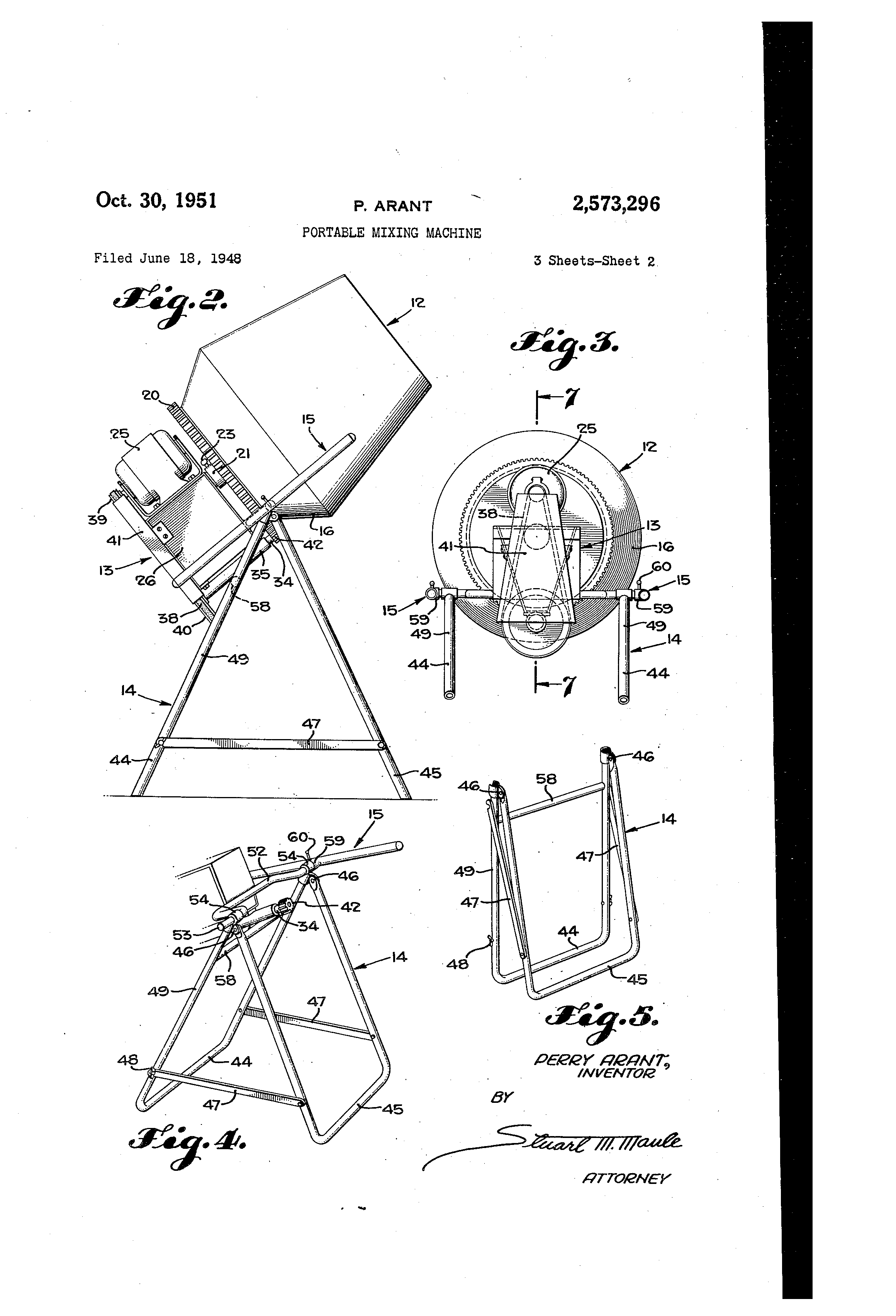 US2573296 1 patent us2573296 portable mixing machine google patents gamewell master box wire diagram at edmiracle.co