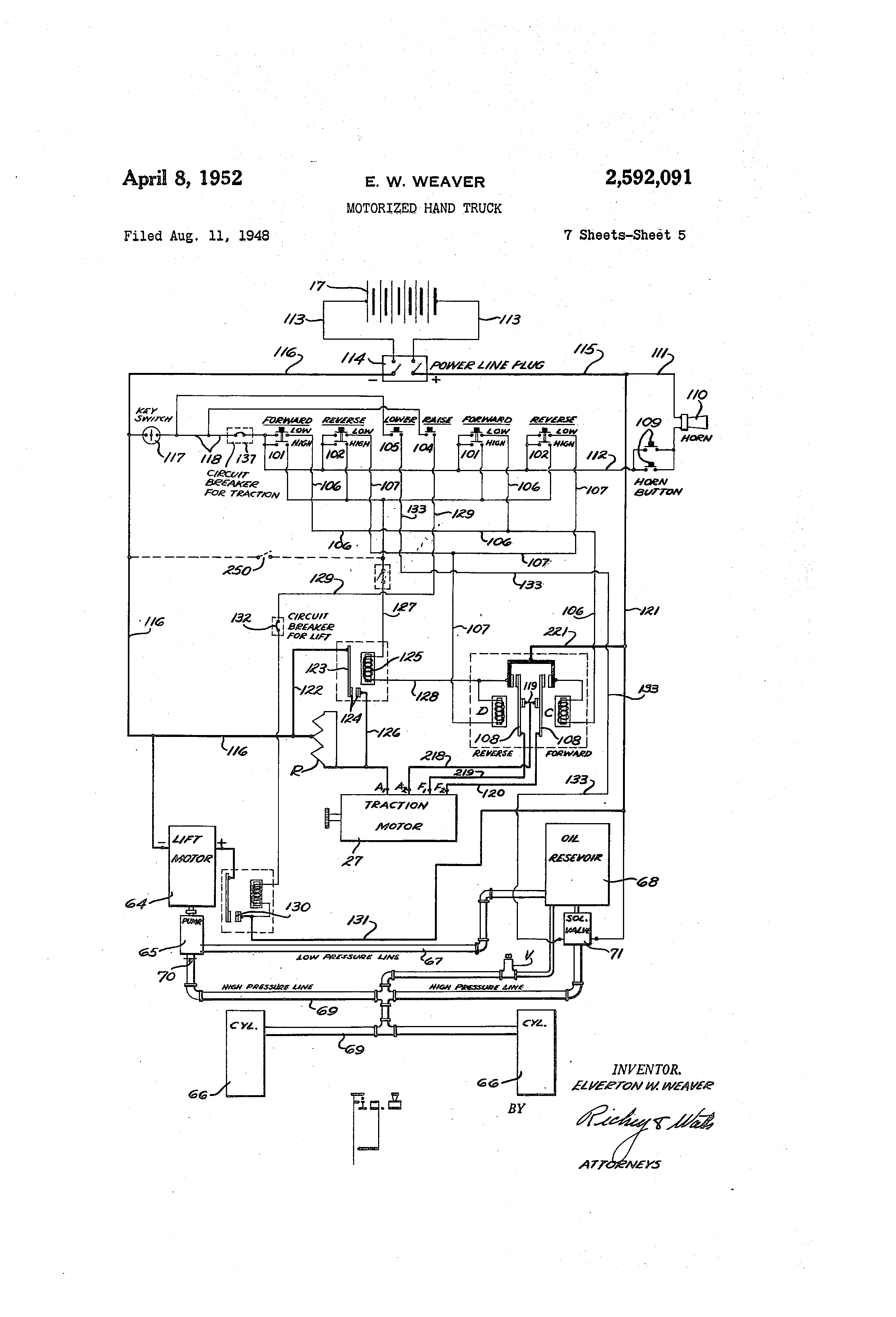 US2592091 on mitsubishi l200 wiring diagram