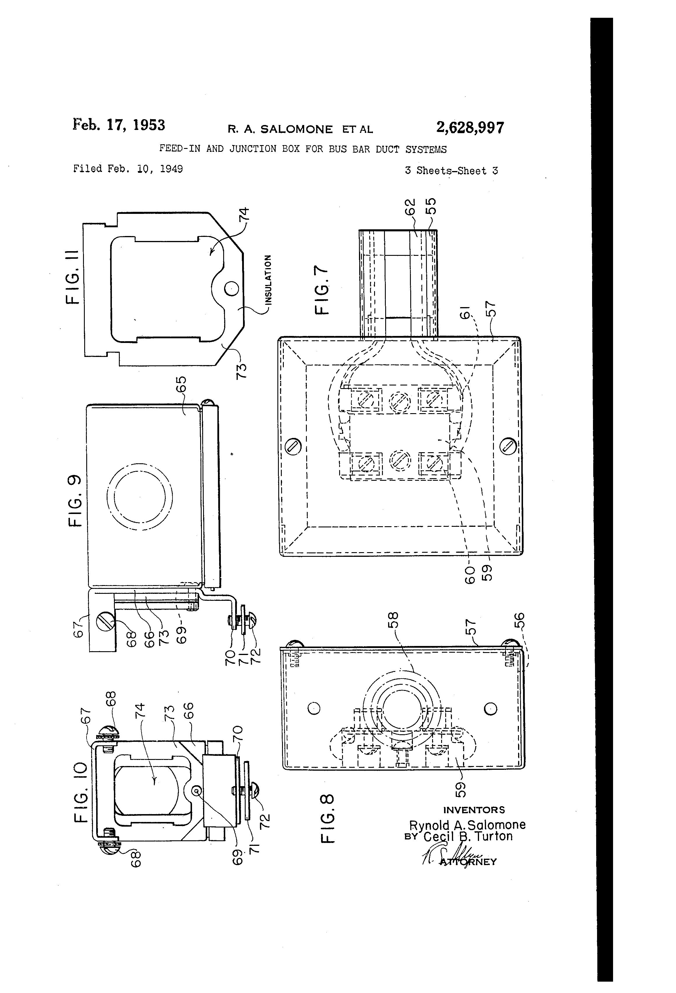 patent us2628997