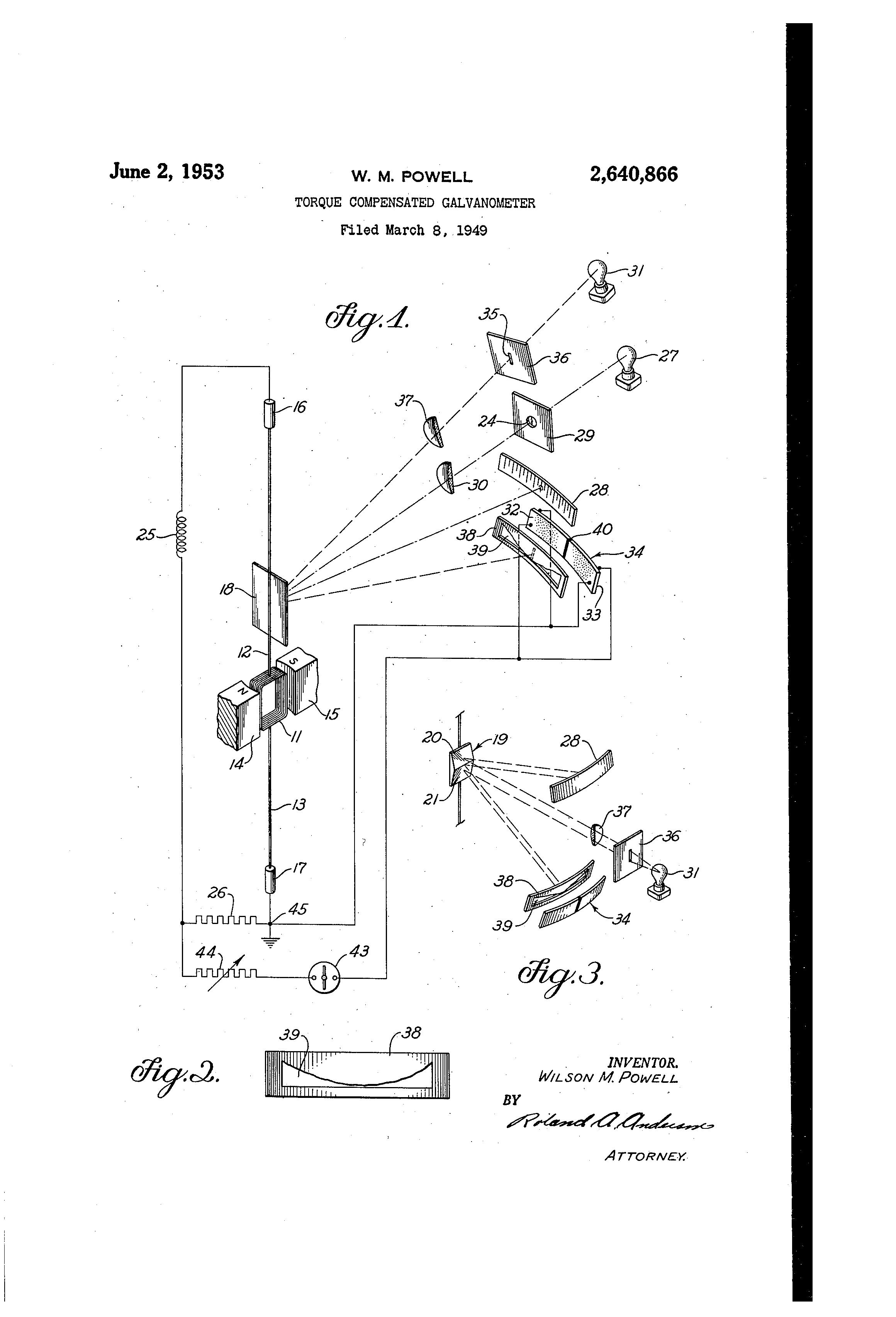 patent us2640866
