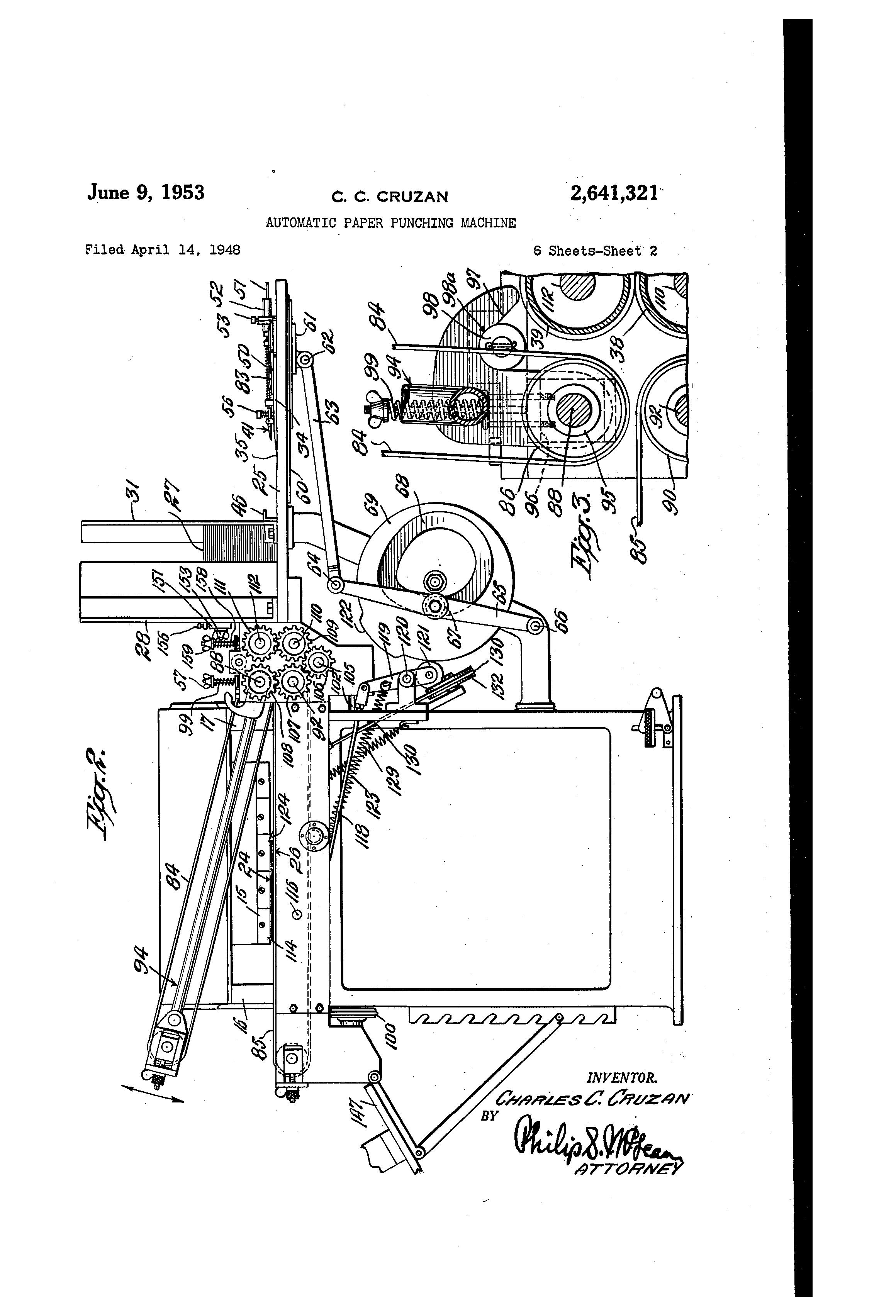 patent us2641321