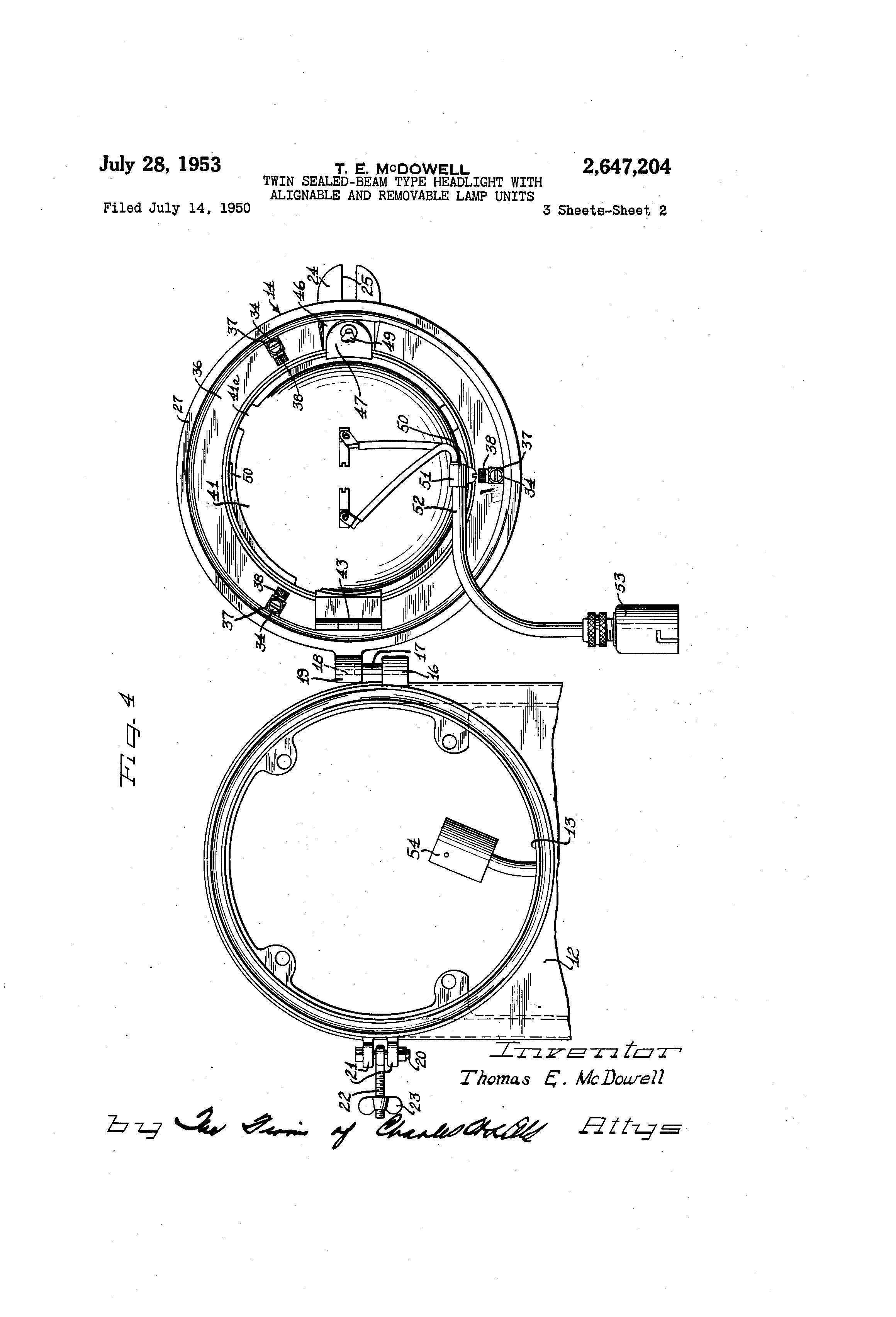 patent us2647204