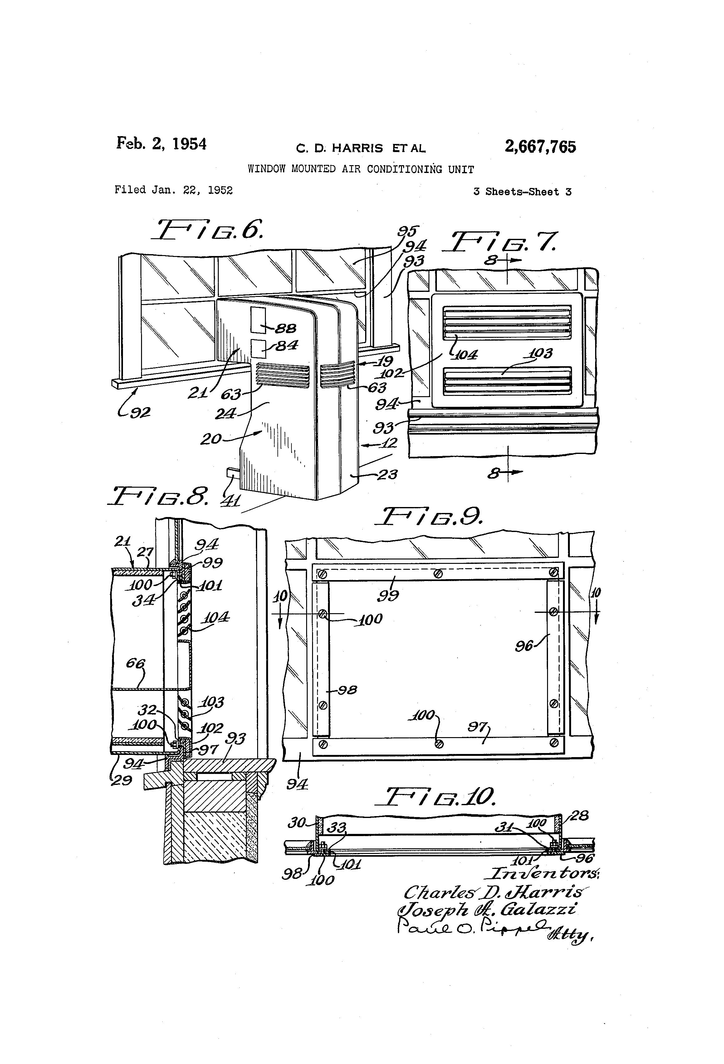 patent us2667765