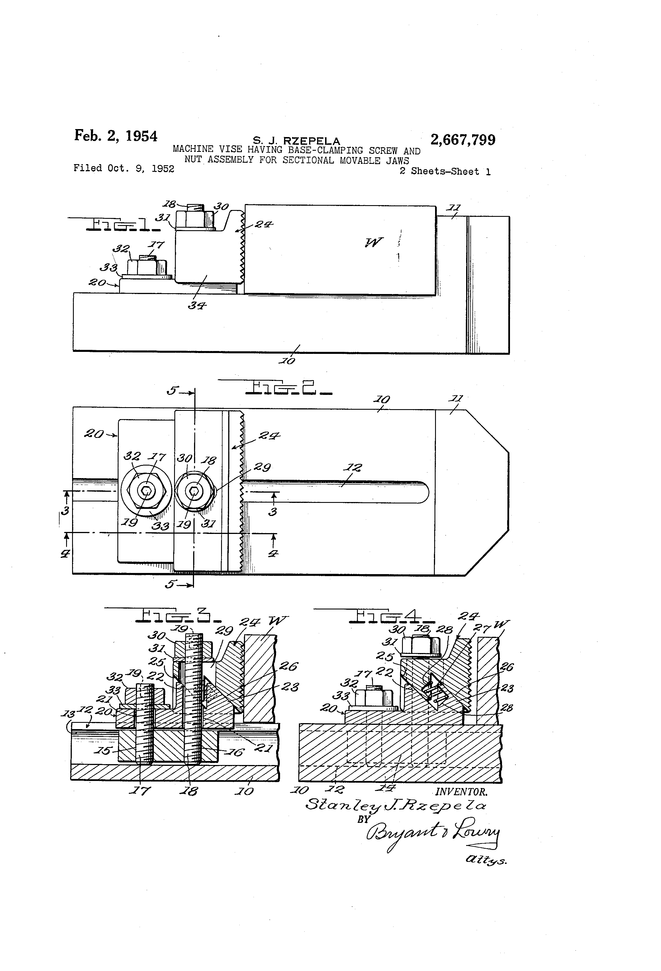 machine vise assembly drawing pdf