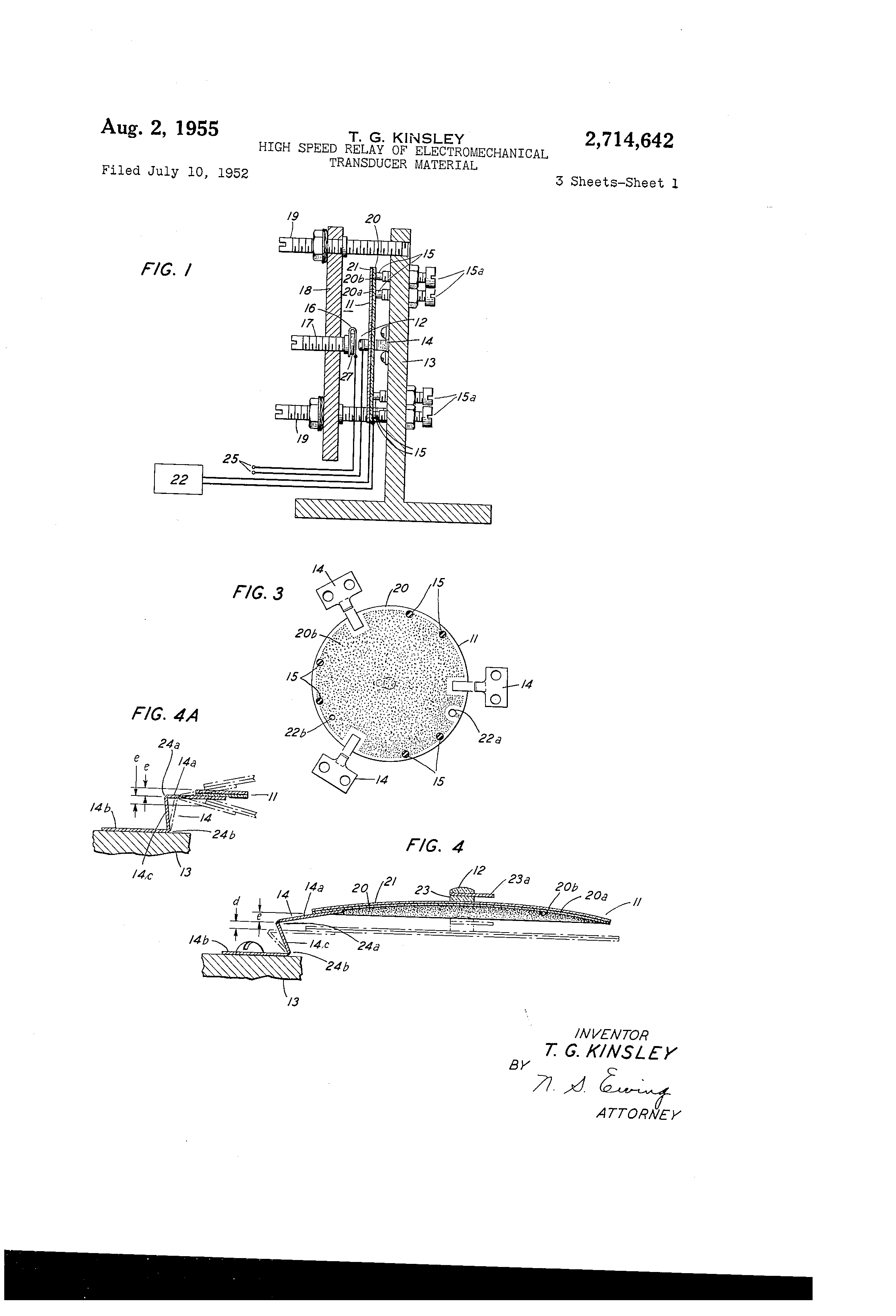Patent US High Speed Relay Of Electromechanical - Neutral displacement relay working principle
