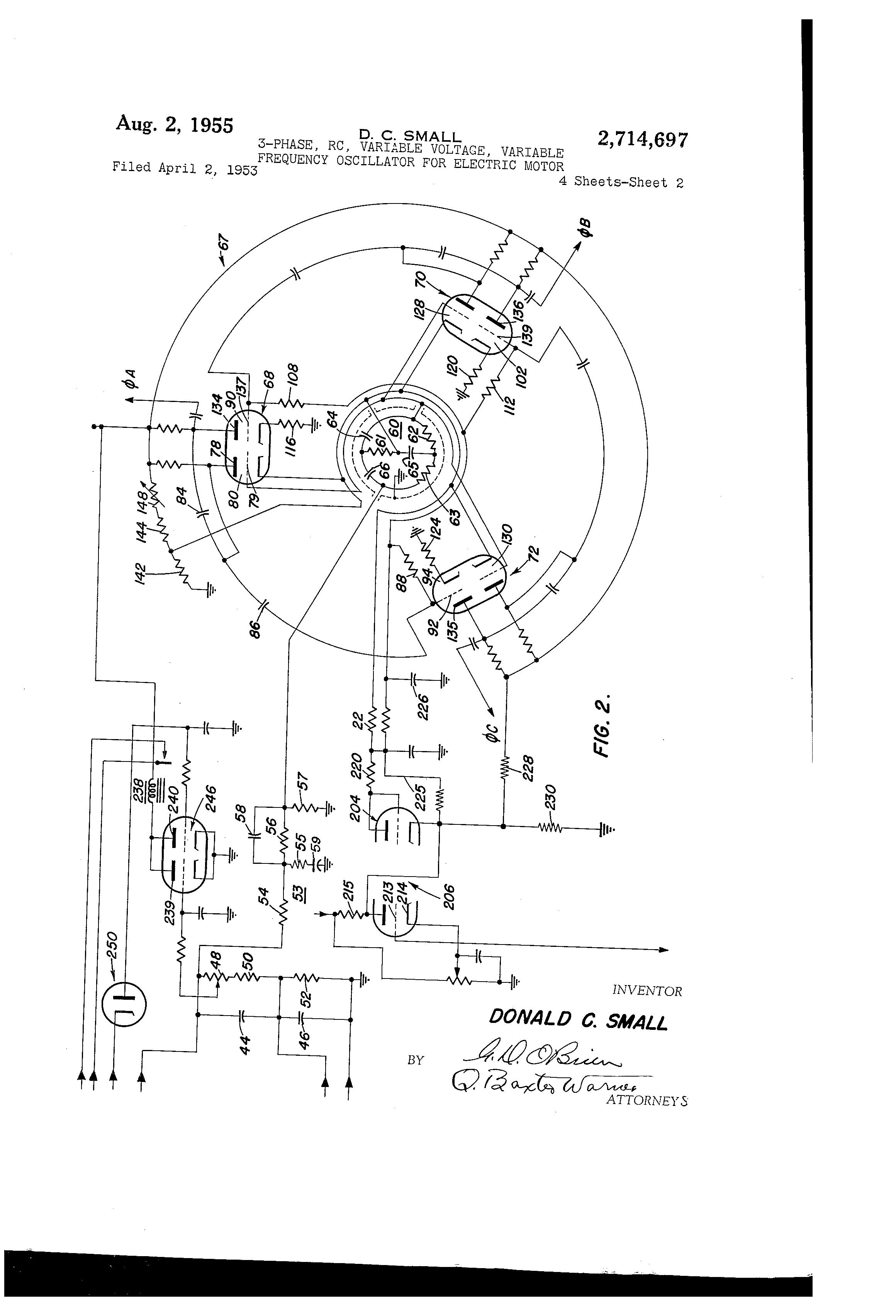 patent us2714697