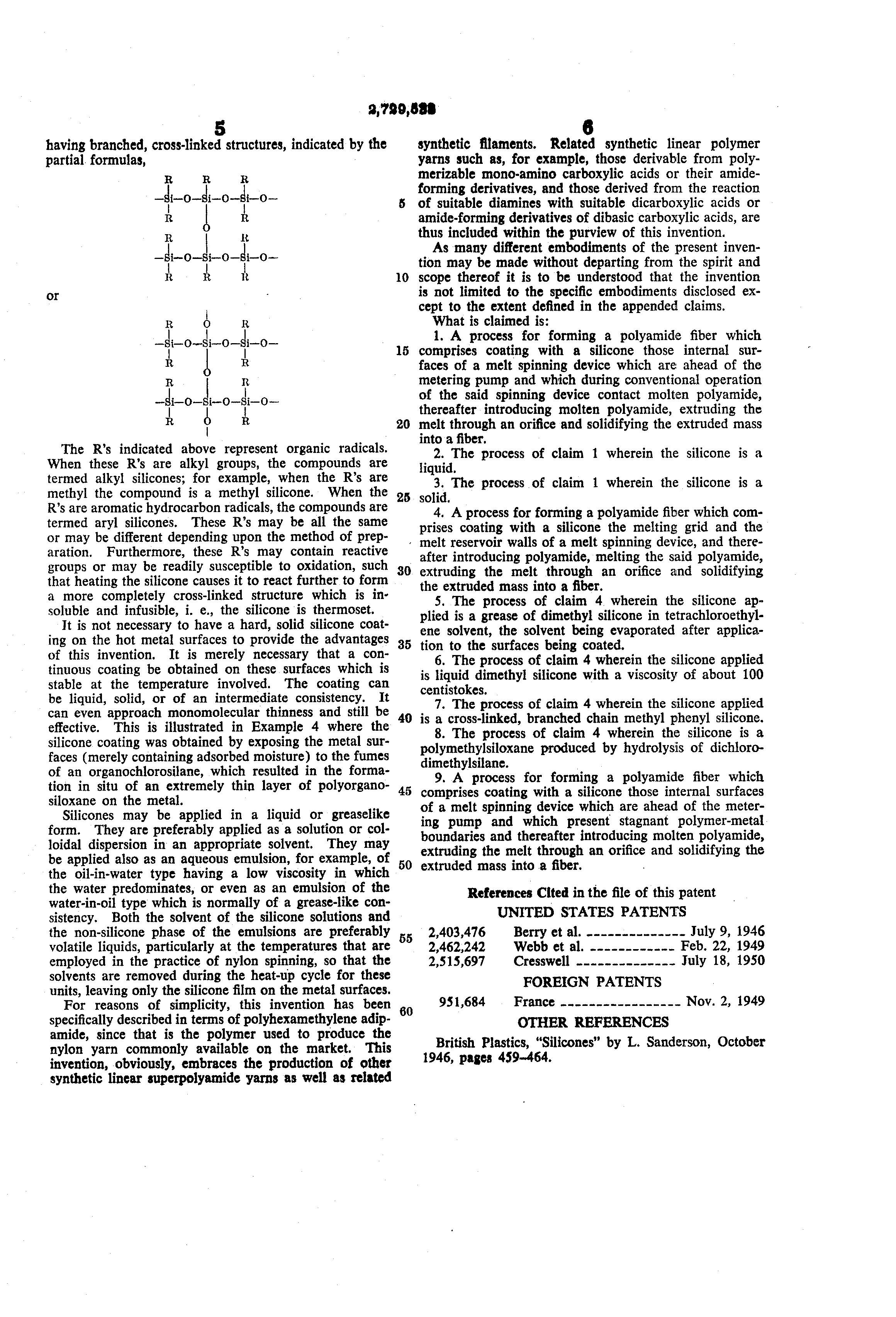 The Basic Nylon Patent Application 58