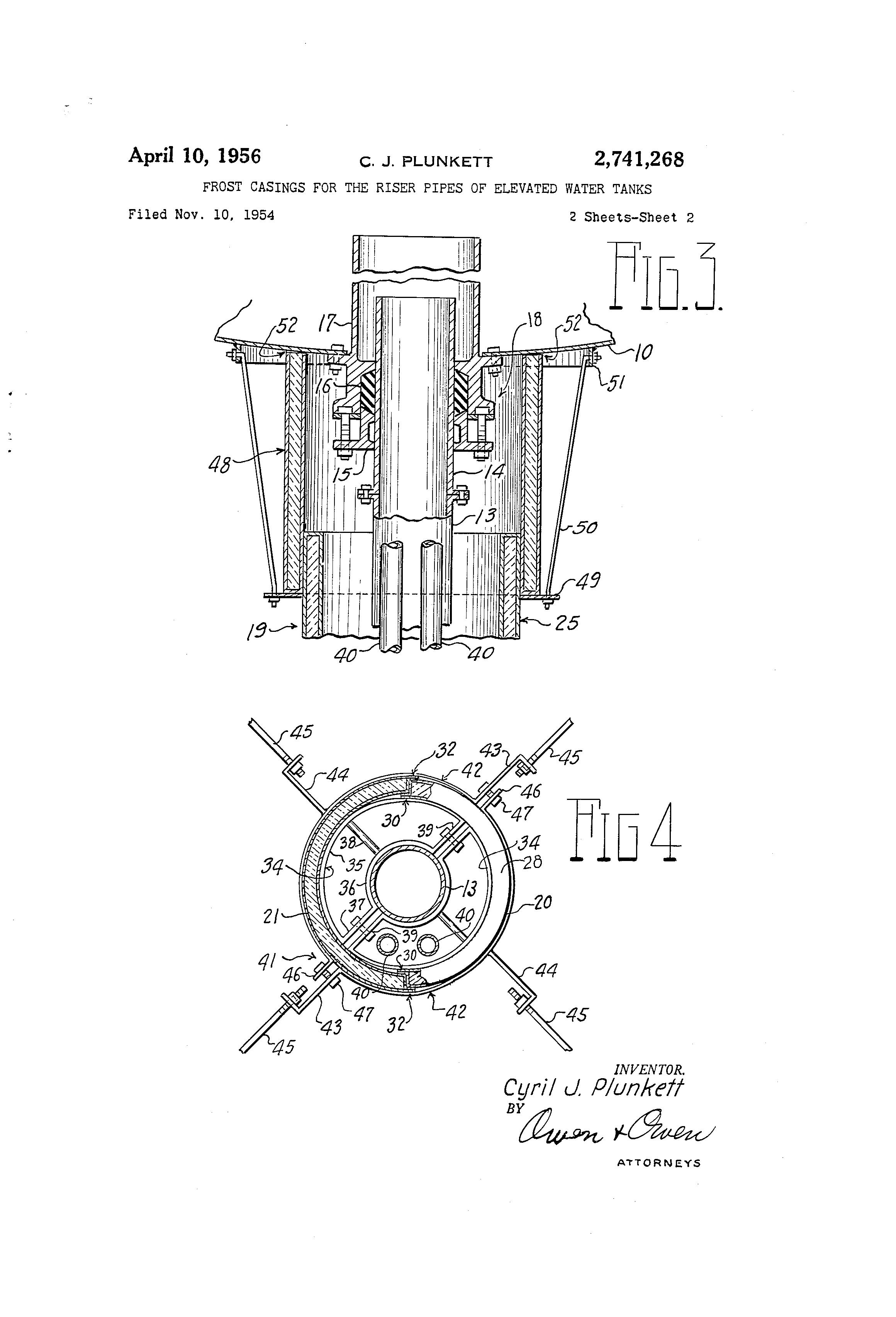 pipe riser clamp wiring diagrams