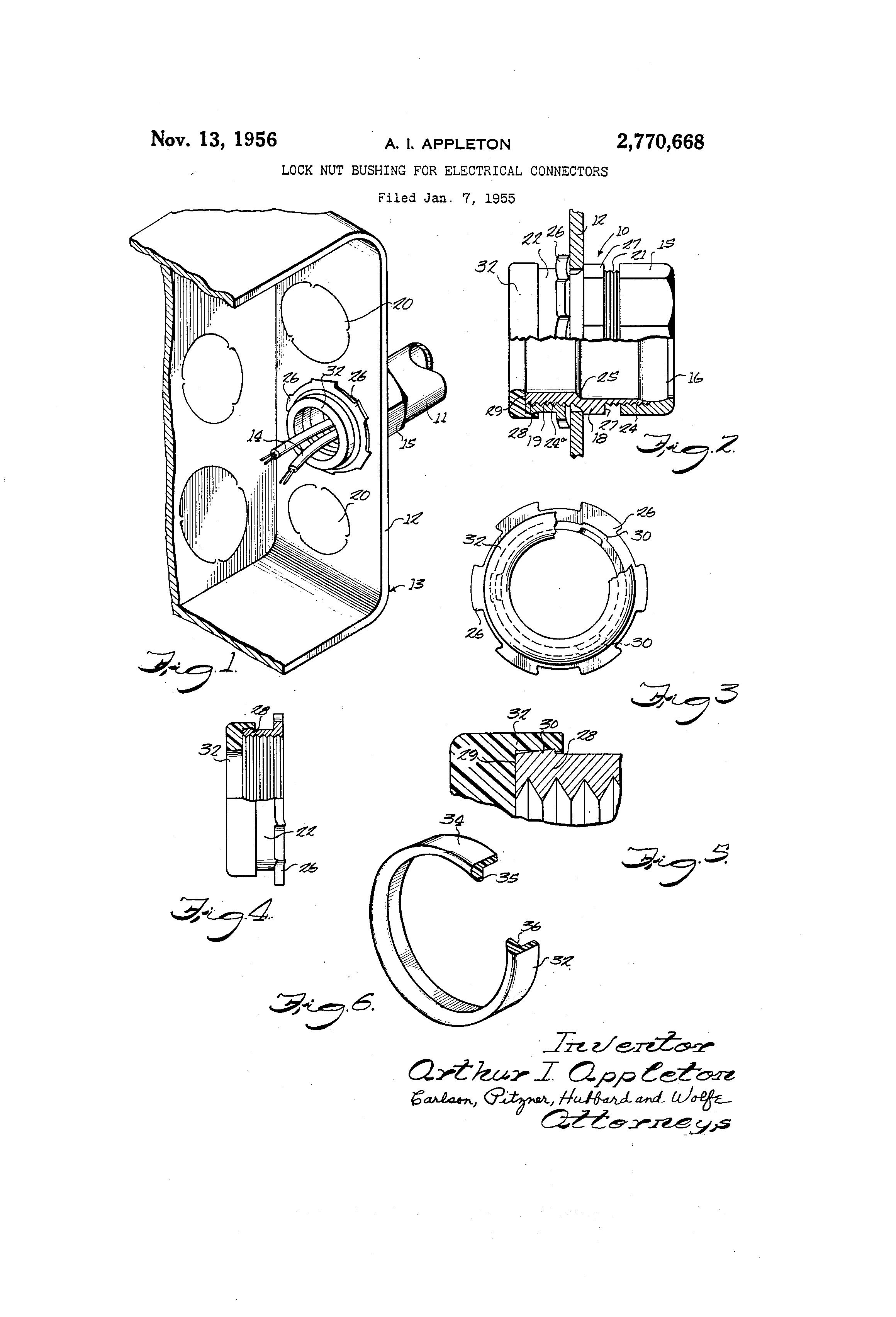 patent us2770668