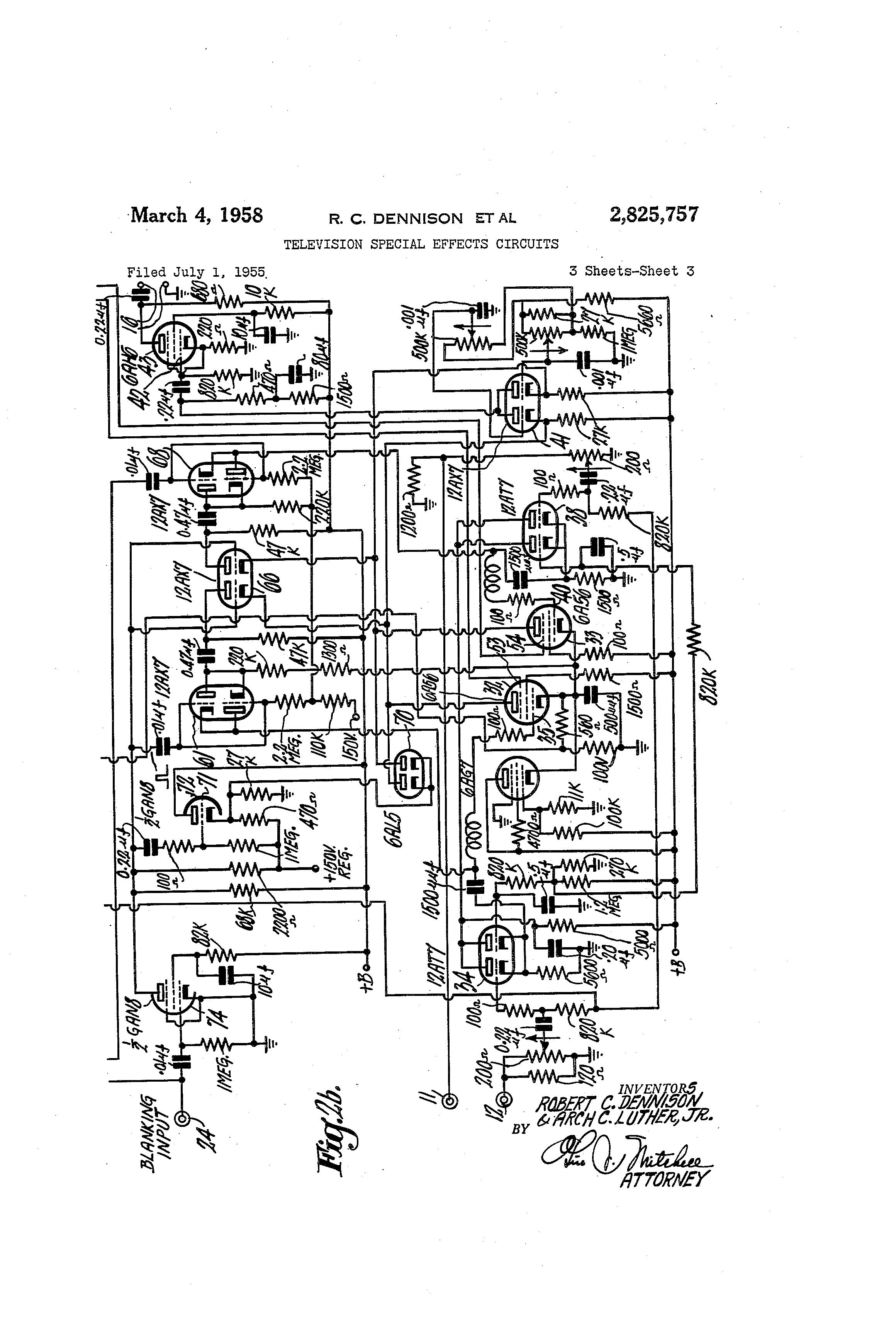 on feedback destroyer schematic circuit diagram