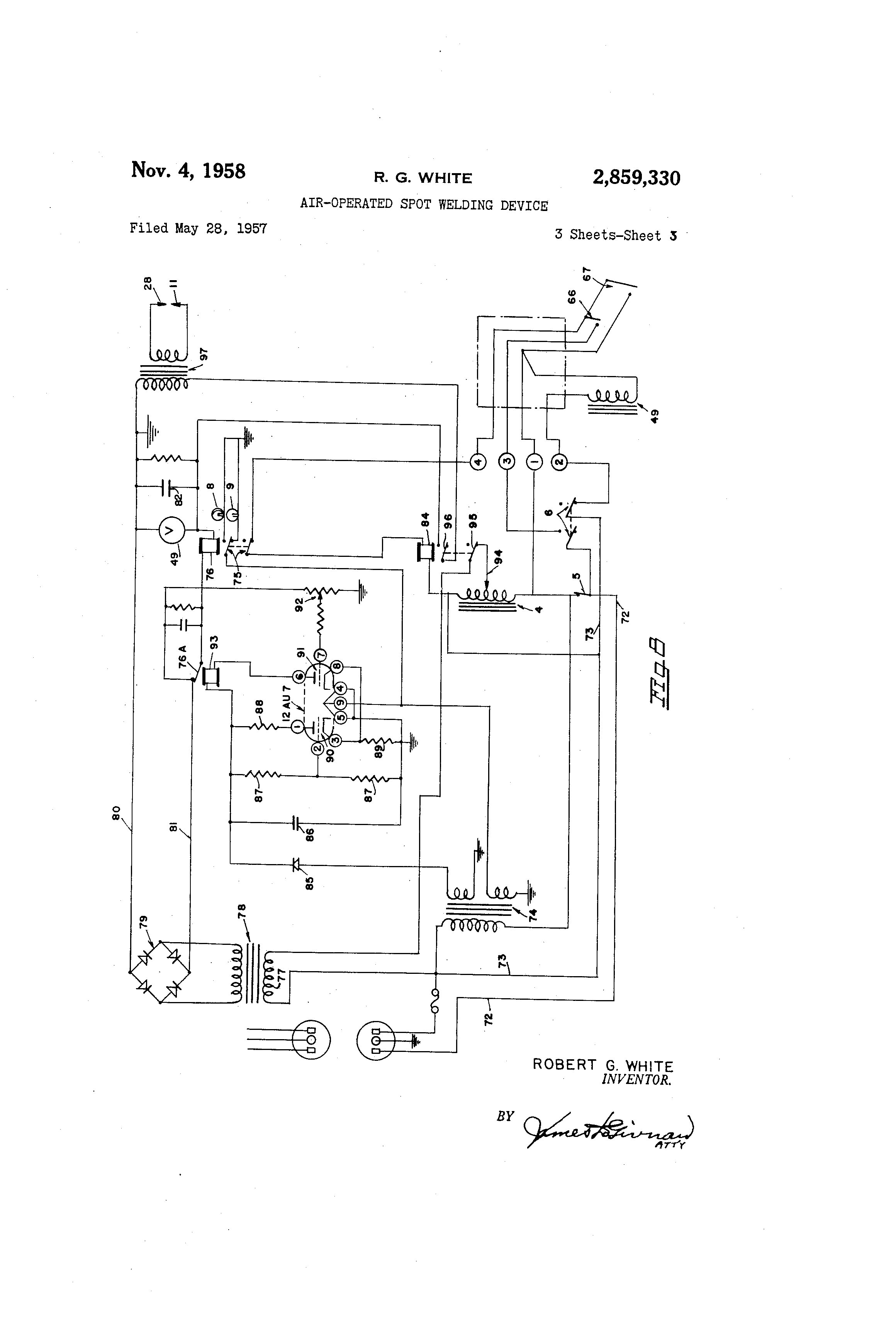 Diagram Of A Spot Welder Electrical Wiring Welding Machine 35 Images Diy Tig Plans