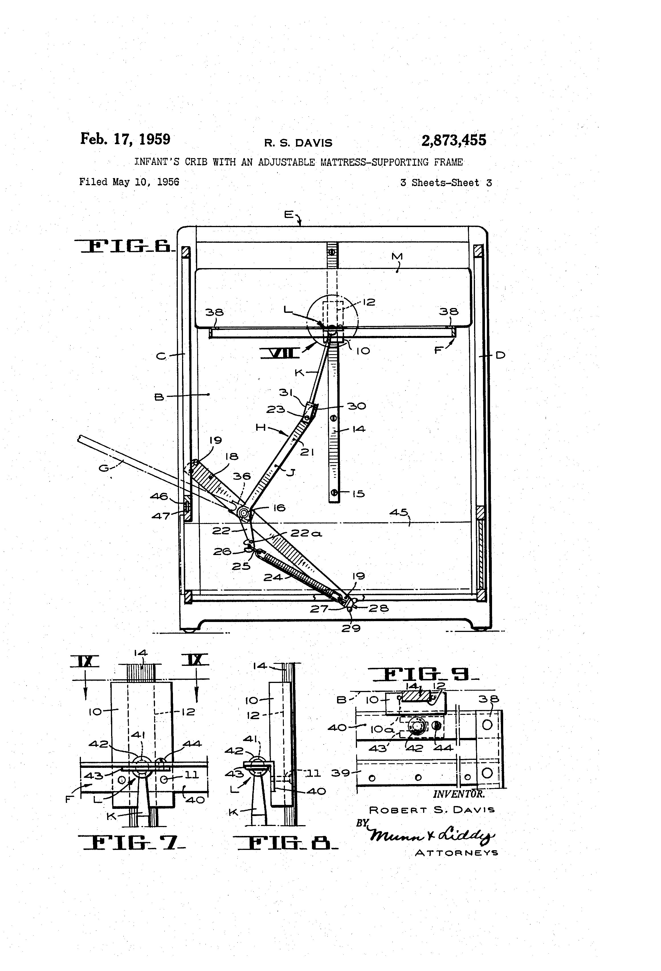 Nice Patent Drawing