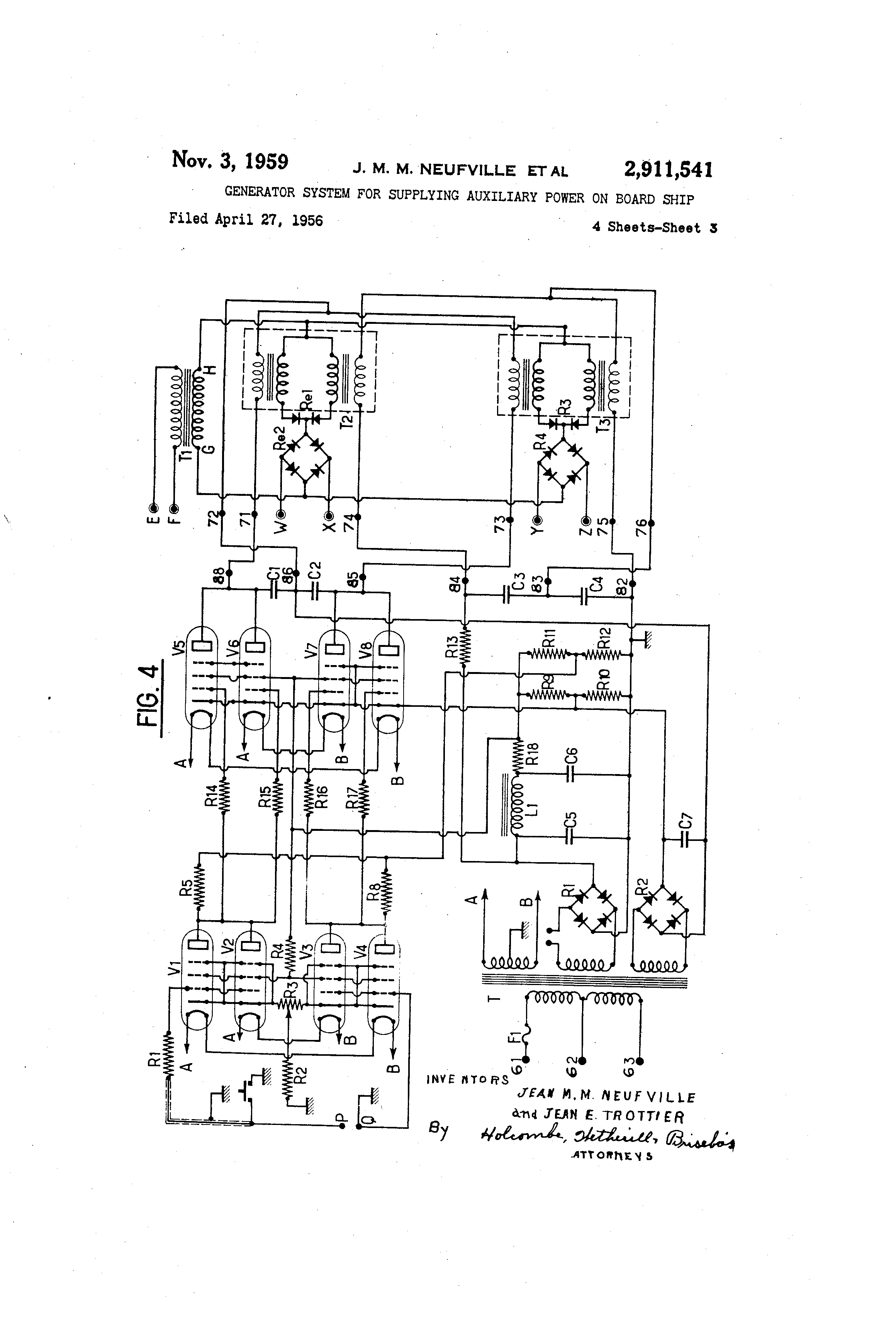 leroy somer alternator wiring diagram wiring diagrams and patent us2911541 generator system for supplying auxiliary power patent us8013578 alternator google patenten wiring diagram