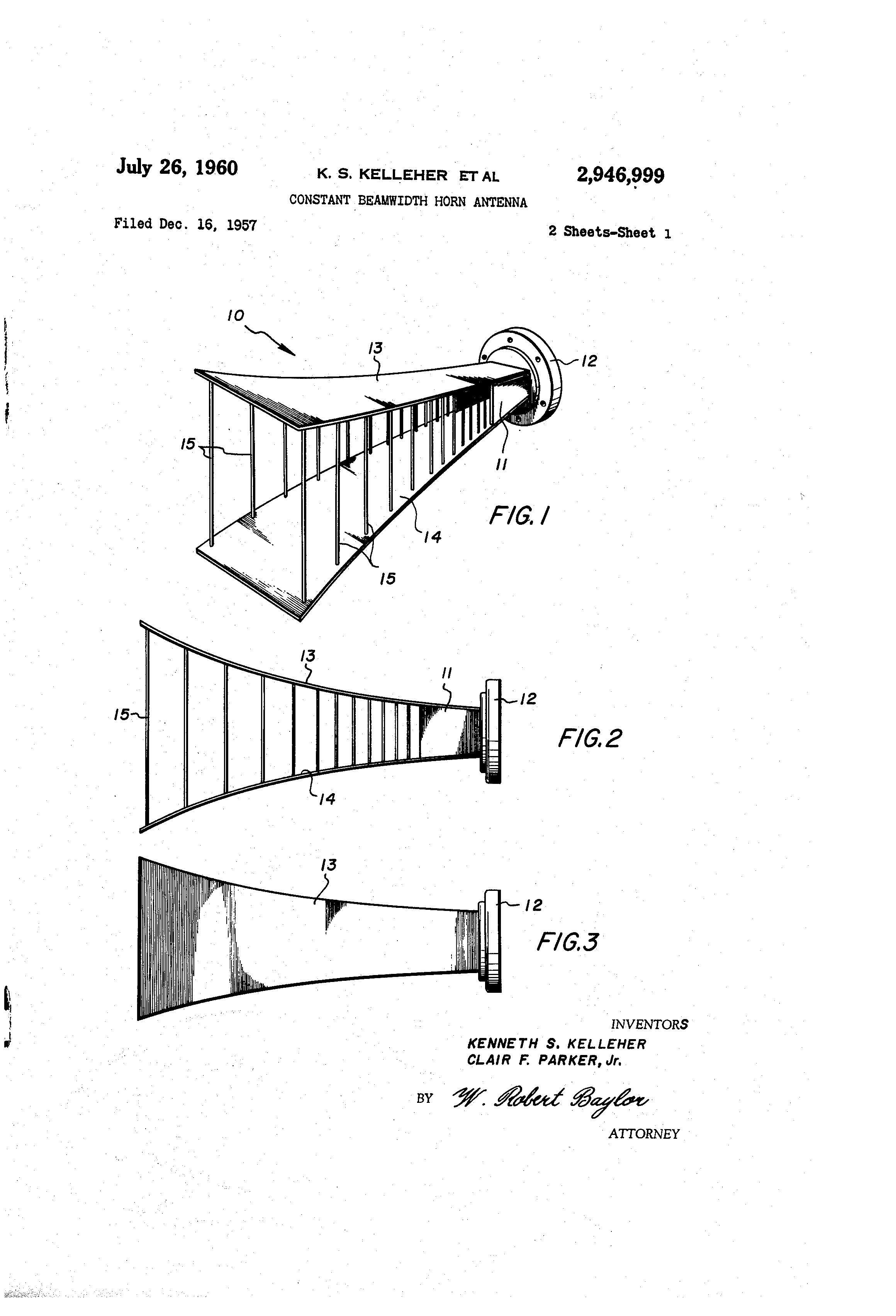 horn antenna diagram 4runner antenna diagram #9